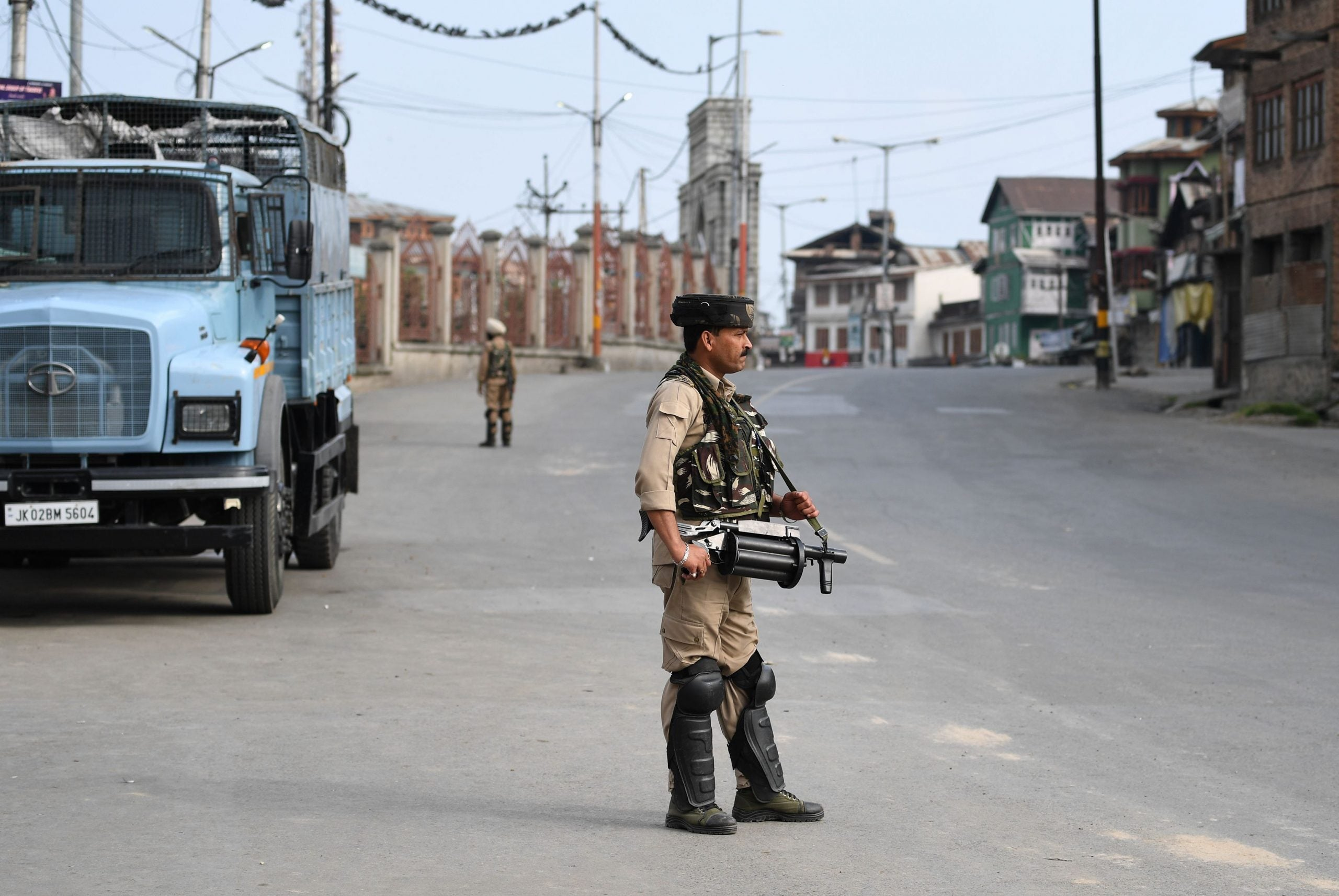 If Kashmir is taken by force, India's neighbour may draw unwelcome lessons