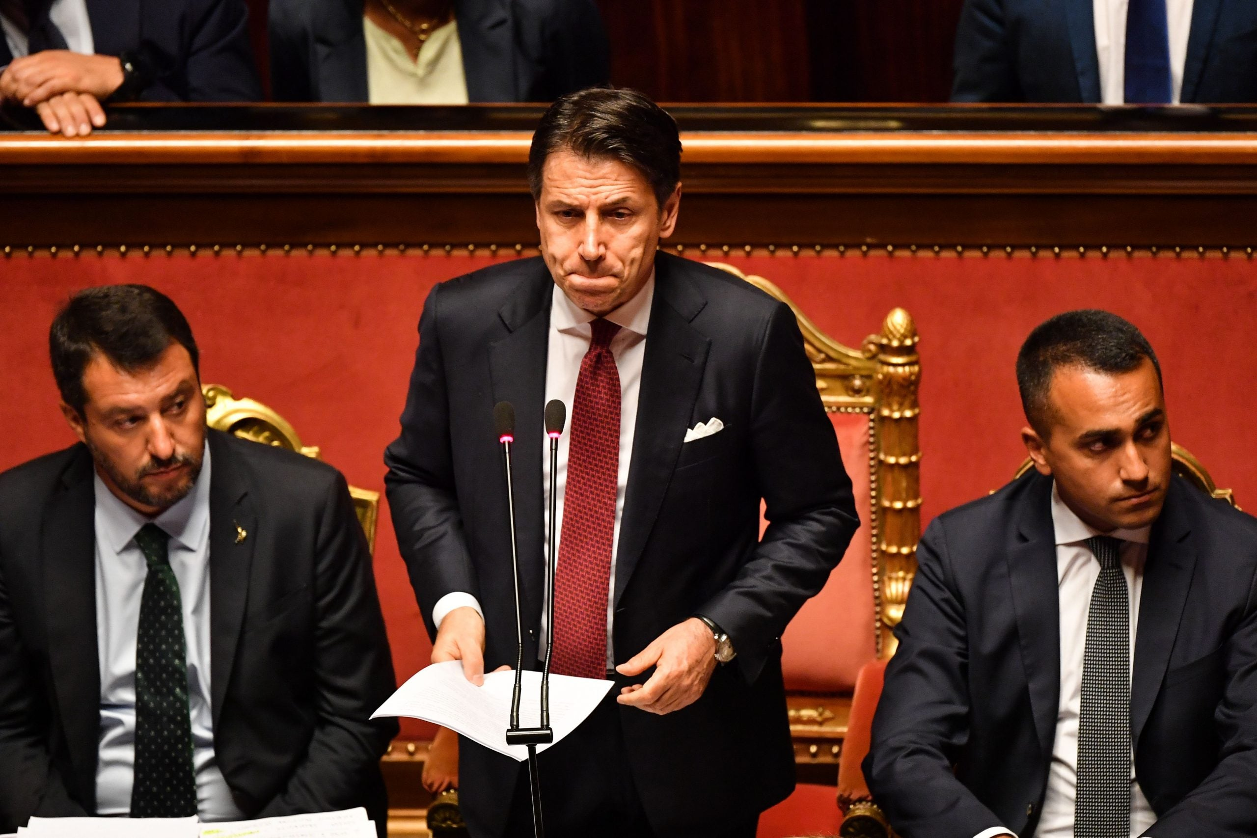 Why Italy is heading for crisis once more