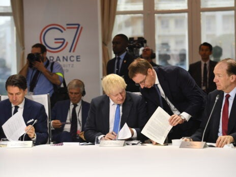 New Statesman emissions tracker: the G7's decarbonisation deficit