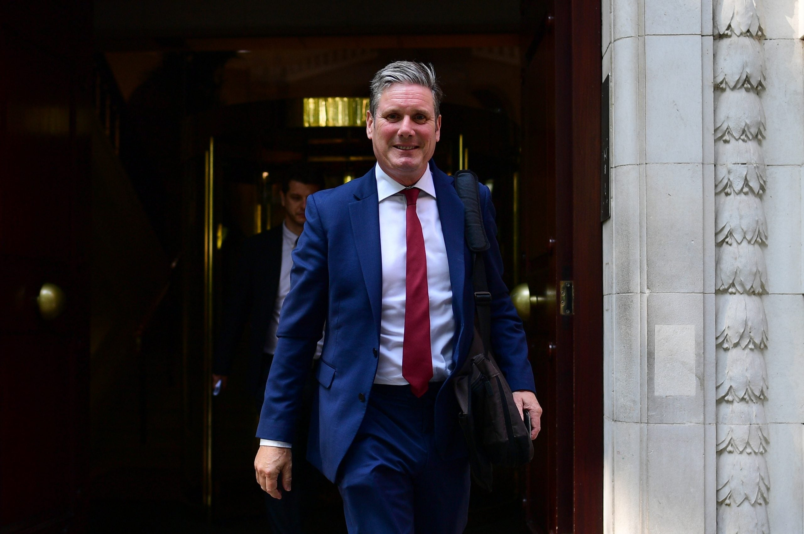 His Labour leadership campaign is off to a slick start – but the real Keir Starmer remains elusive