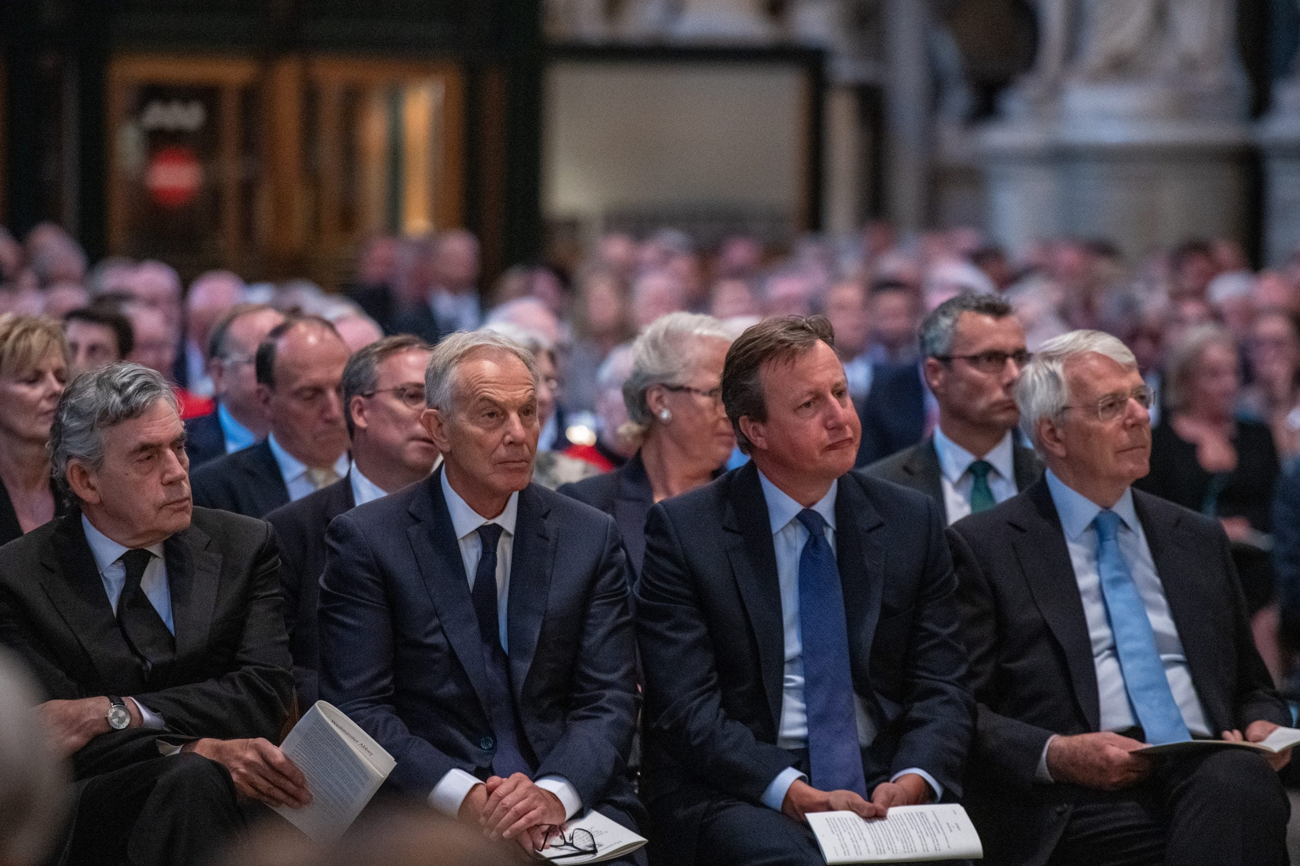 We should be more generous to our former prime ministers – and, yes, that includes David Cameron