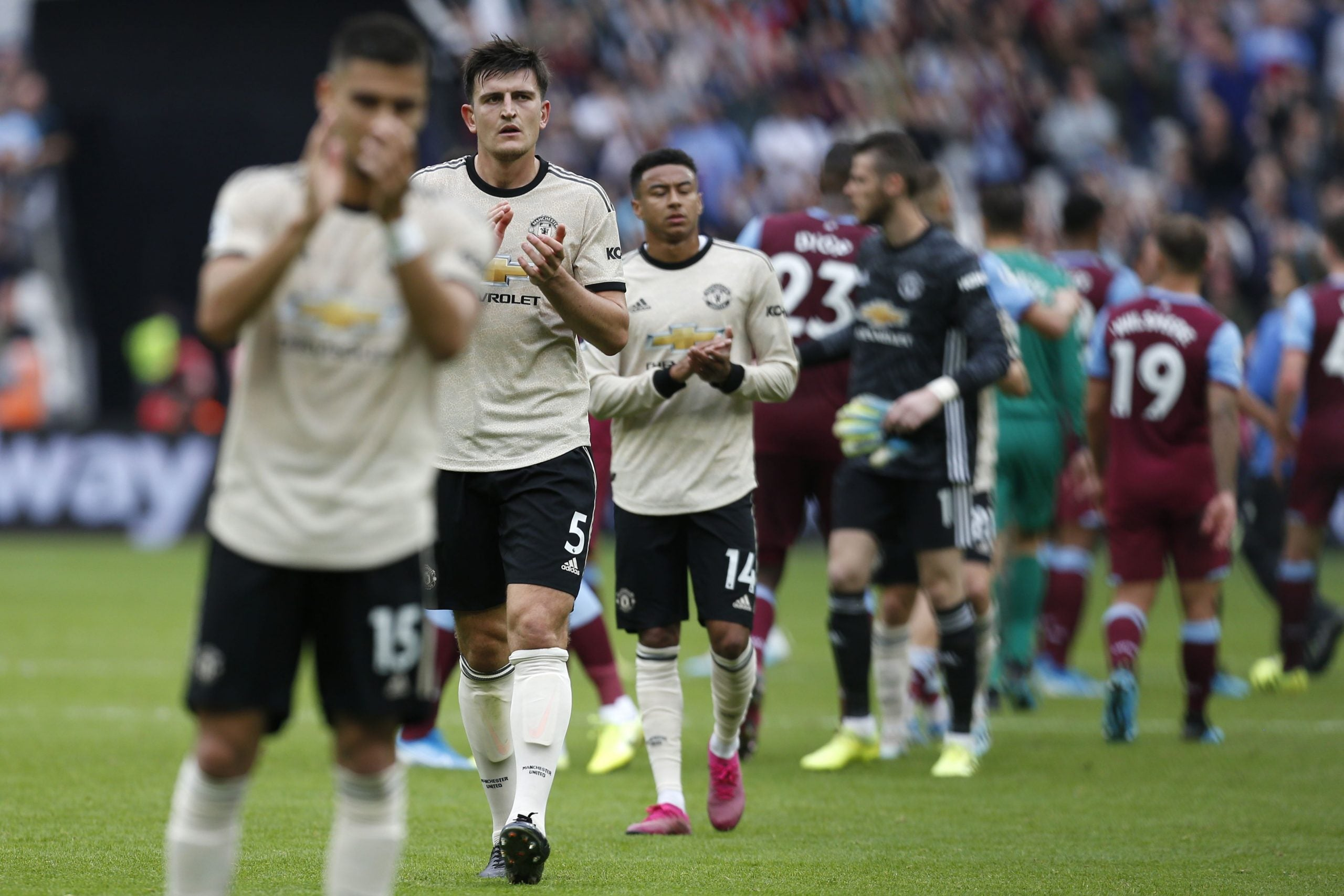 Watching West Ham defeat Man Utd, I was saddened by how far Fergie's old club have fallen