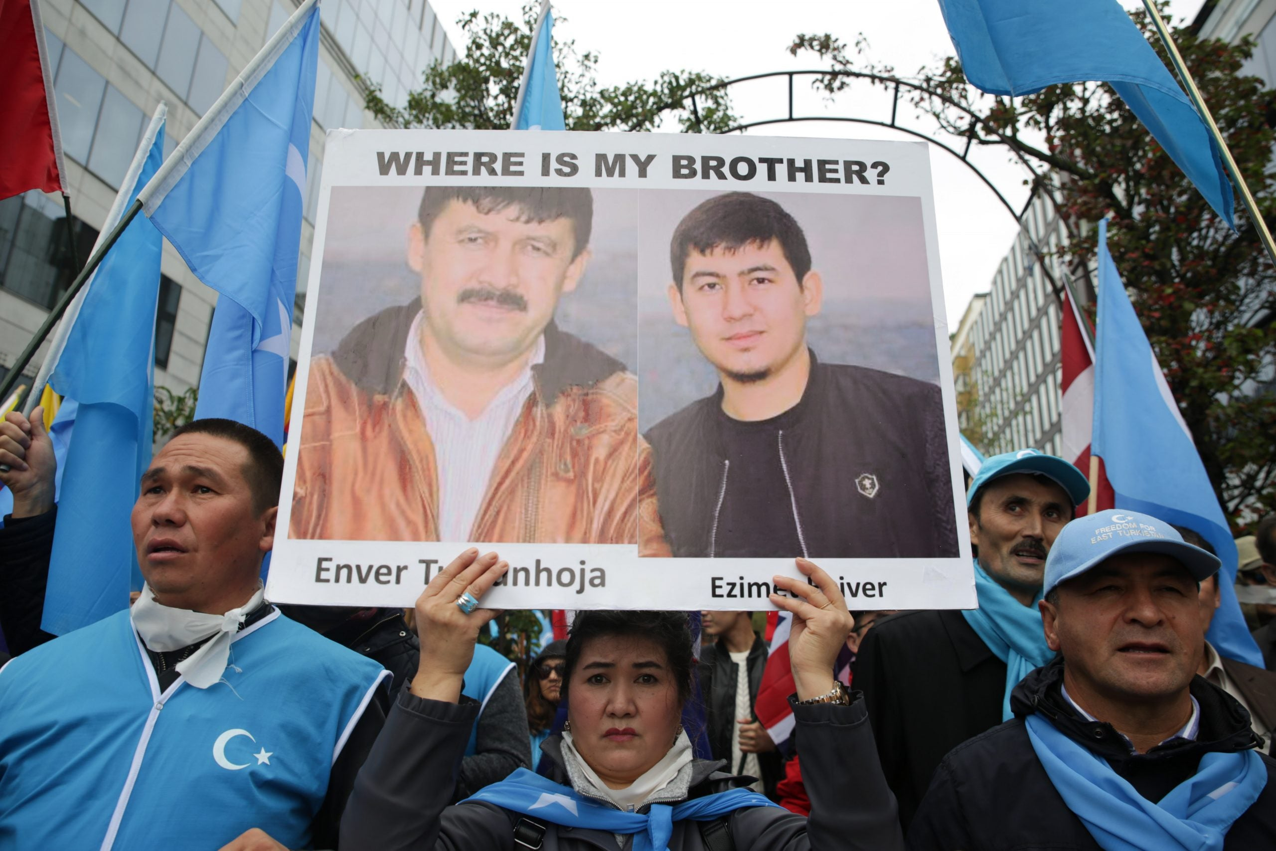 Leaked Chinese documents show the full horror of the Uighur internment