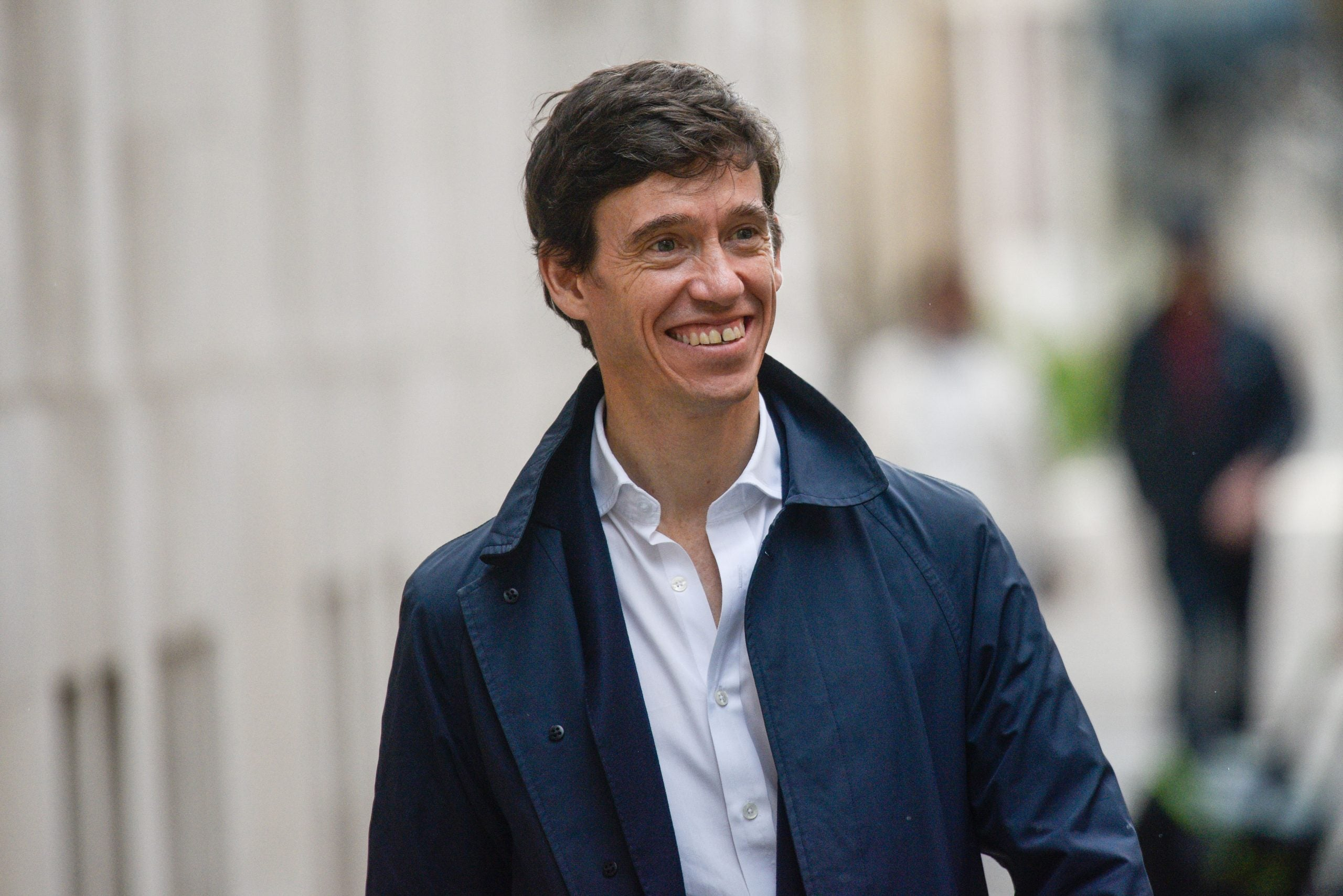 Rory Stewart's Diary: Running for London mayor, life in a gang, and getting coached by Dominic Cummings