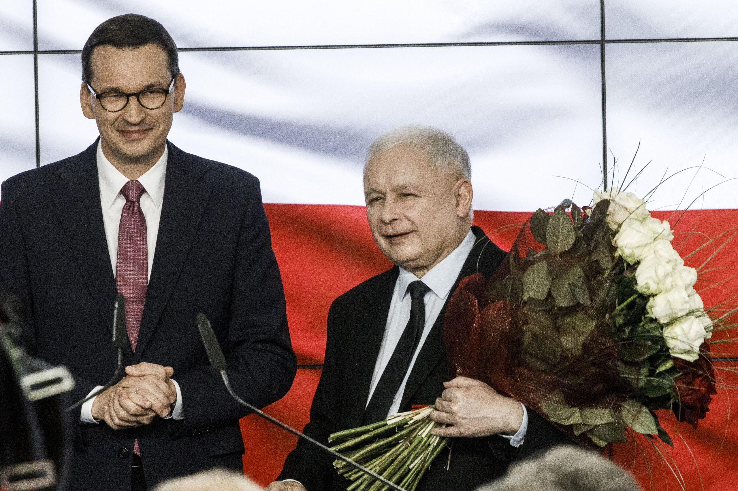 Poland's Law and Justice party has triumphed again by fusing left and right