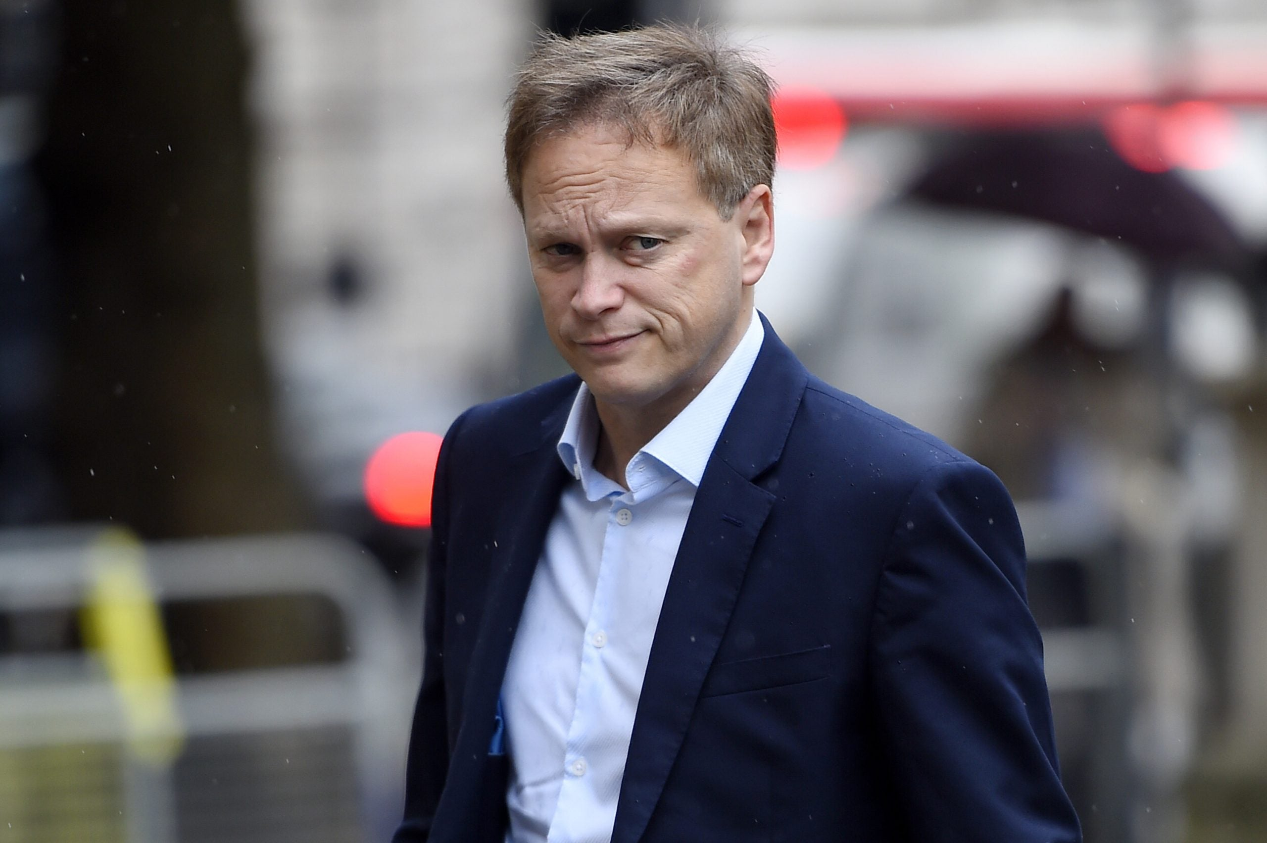 Commons Confidential: Grant Shapps's plane-speaking