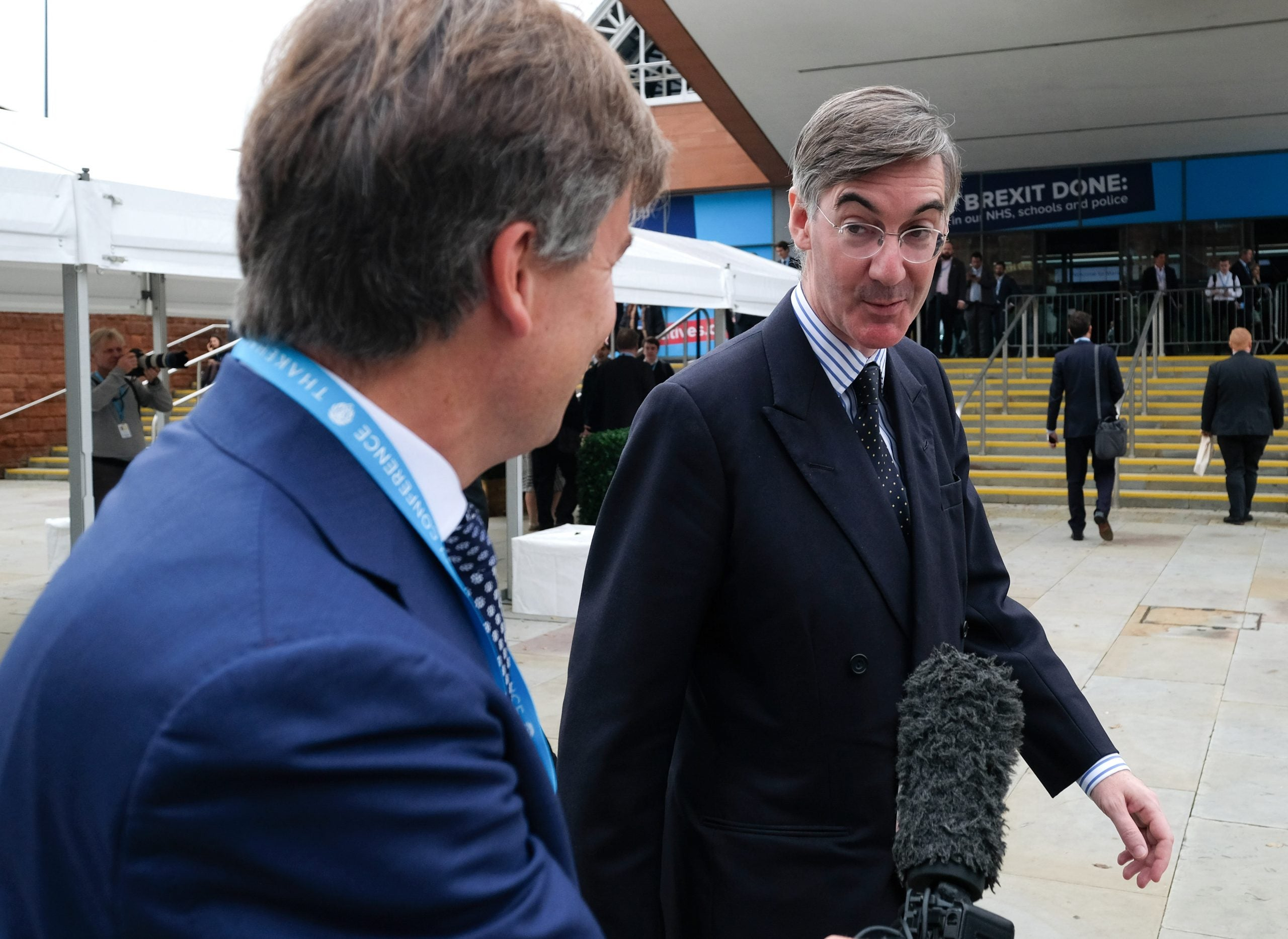 Commons Confidential: Jacob Rees-Mogg goes grime