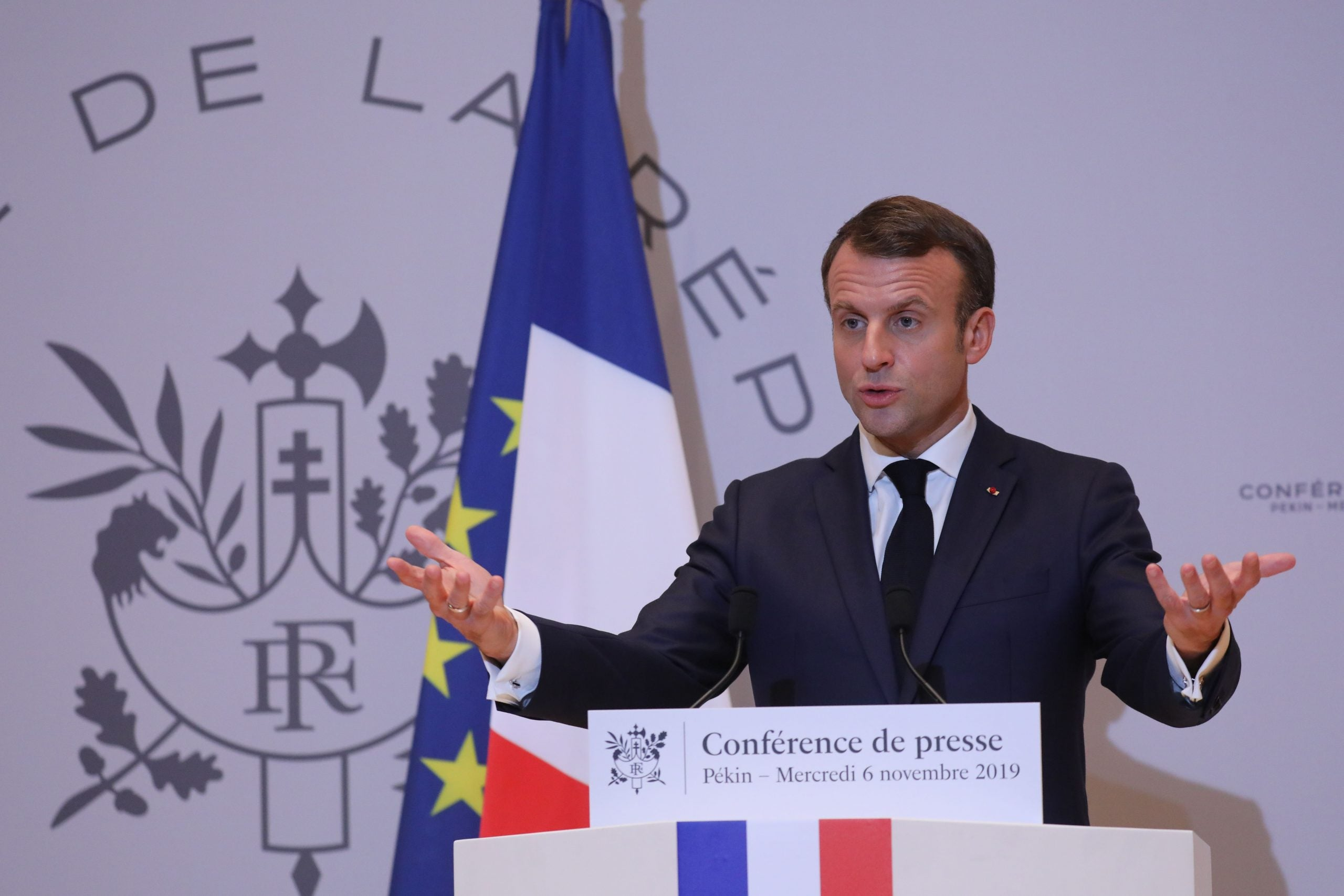 Emmanuel Macron's welfare cuts show UK-style austerity has come to France