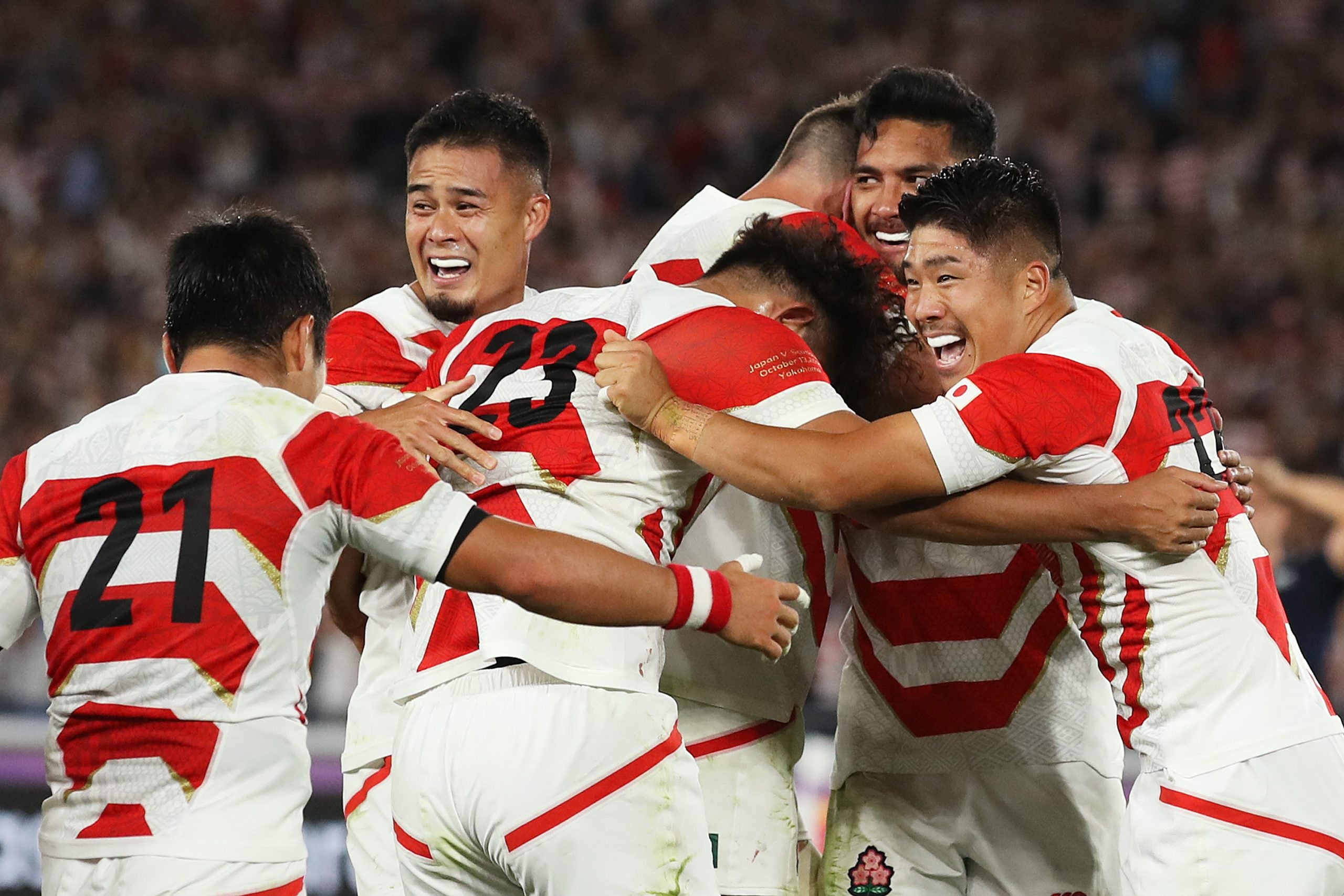 Japan's Rugby World Cup is a glorious reminder that sport has the power to tear down borders
