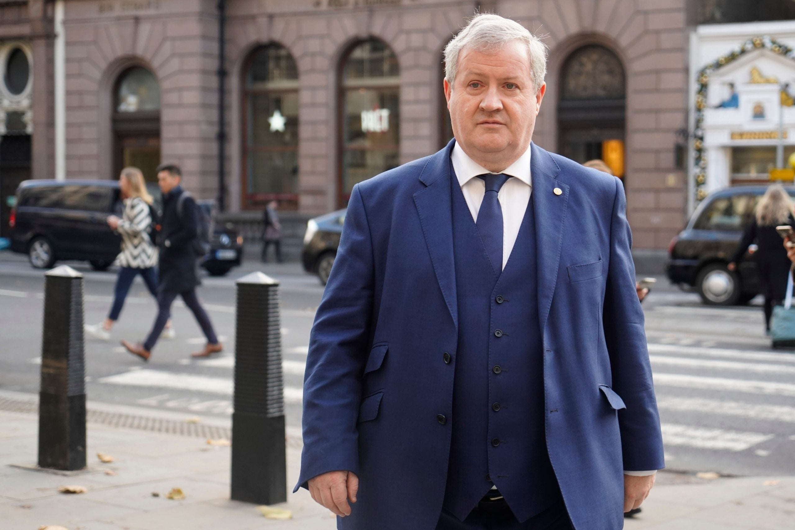 Commons Confidential: Wrath of Ian Blackford, the humble crofter