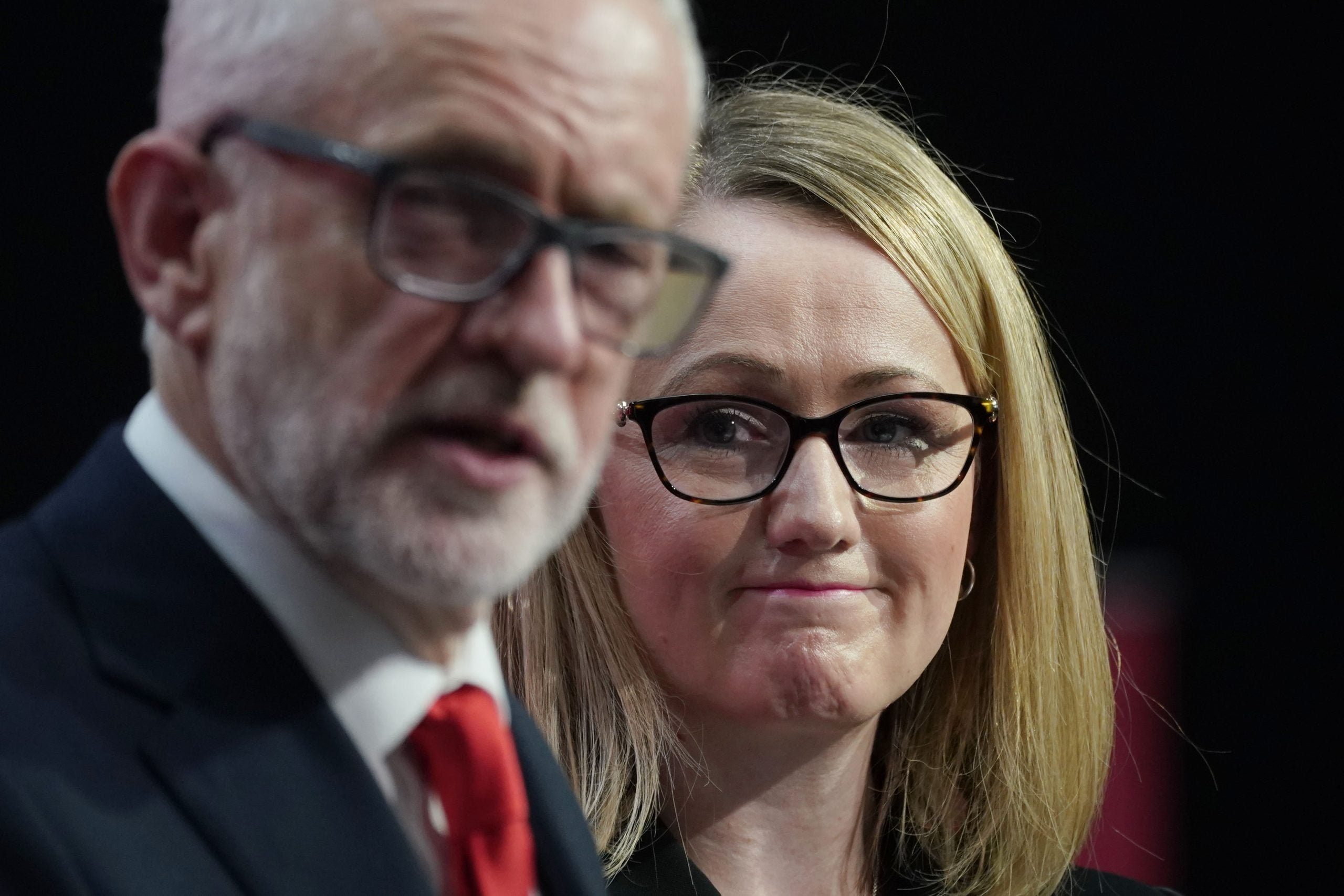 Rebecca Long-Bailey breaks her silence with a pitch for union support