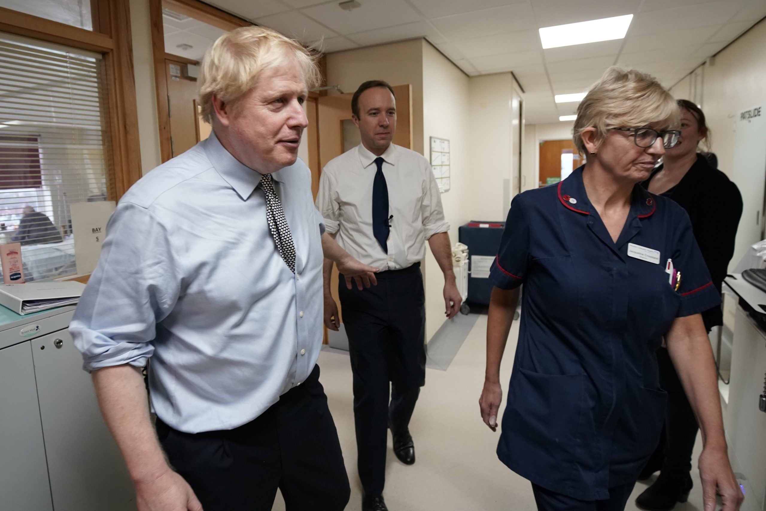 We were told a Boris Johnson victory would spell the end of the NHS. How worried should we be?
