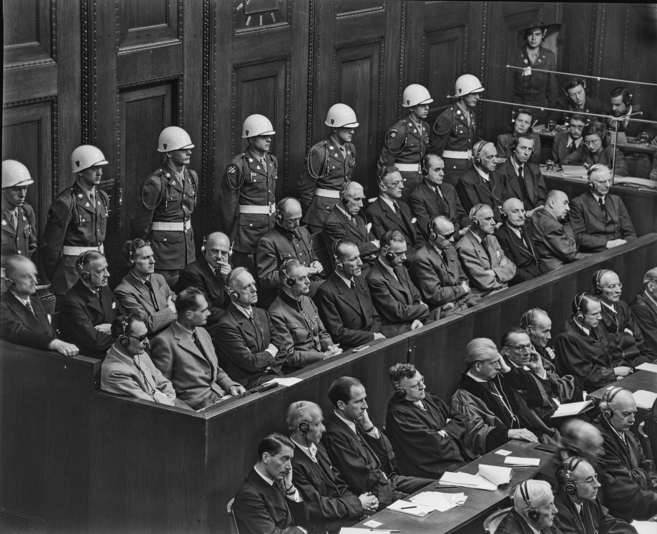 Philippe Sands' Diary: In Nuremberg, I'm reminded of how far we have come – and how much further some have to go