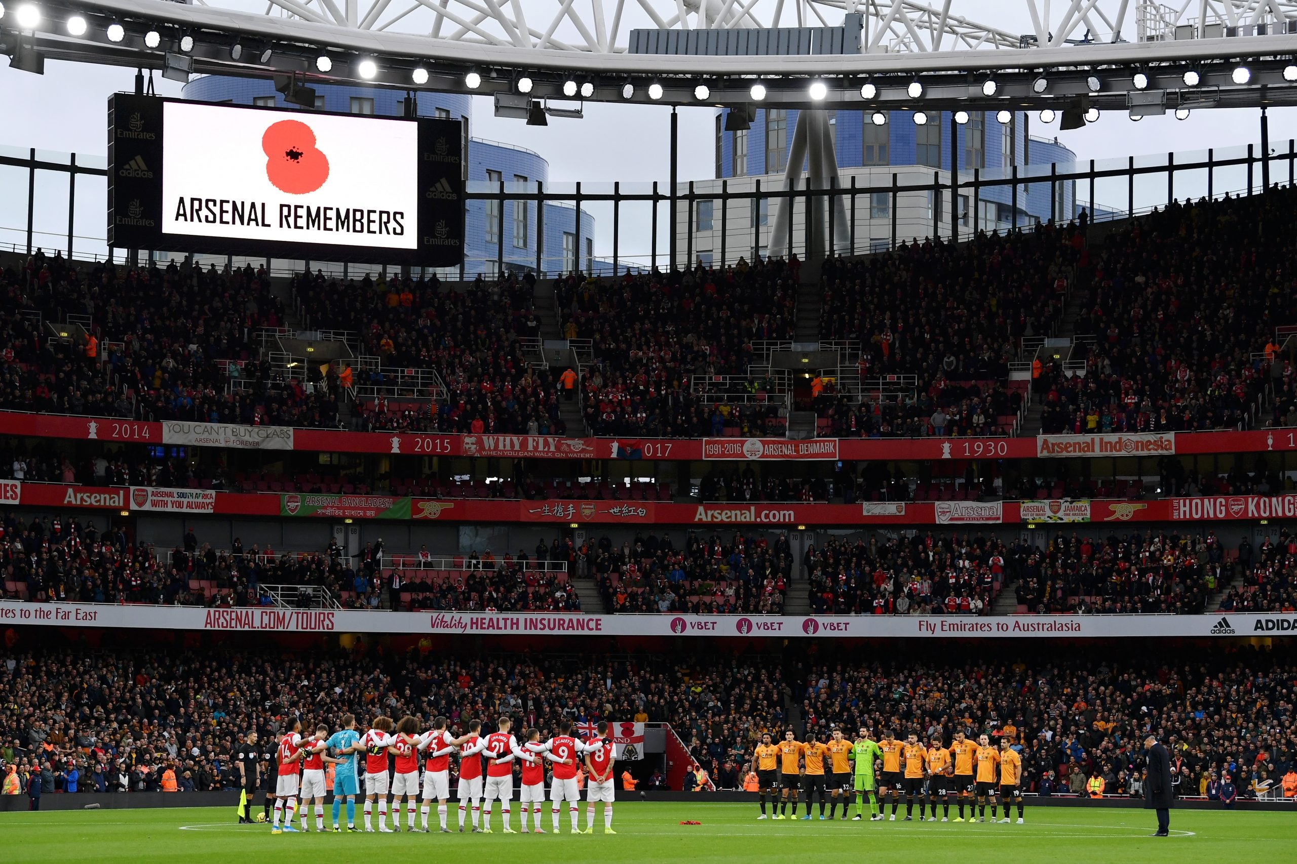 Two great football mysteries: what the crowds are chanting and why Arsenal fans are so mean