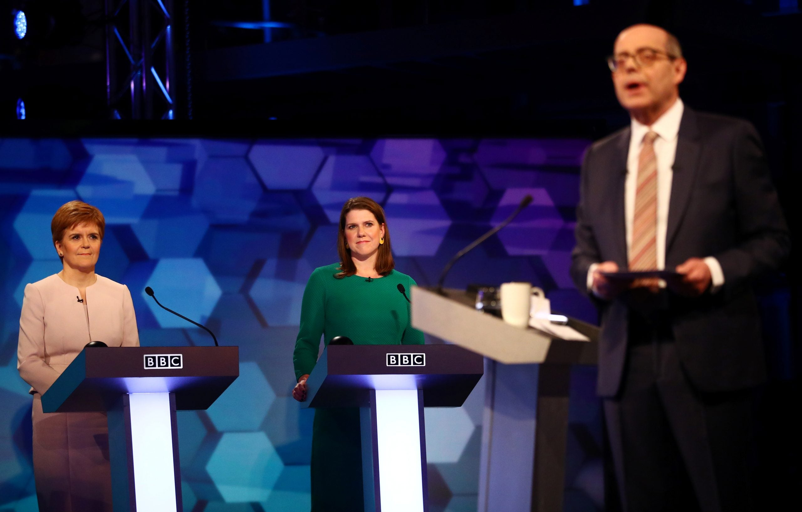 Nick Robinson's Diary: How to chair a leadership debate, BBC conspiracies and Boris Johnson vs Andrew Neil