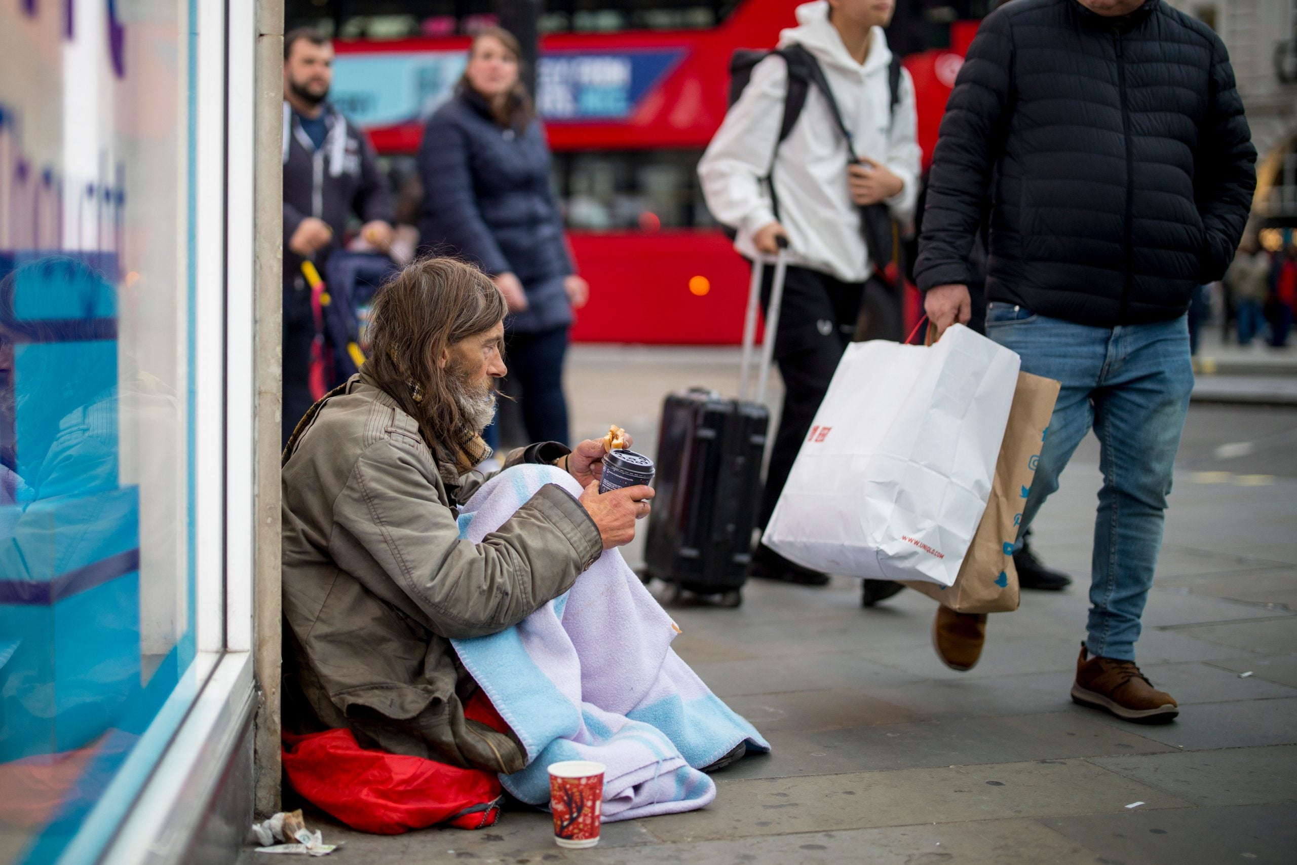 What we want: to prioritise tackling inequality
