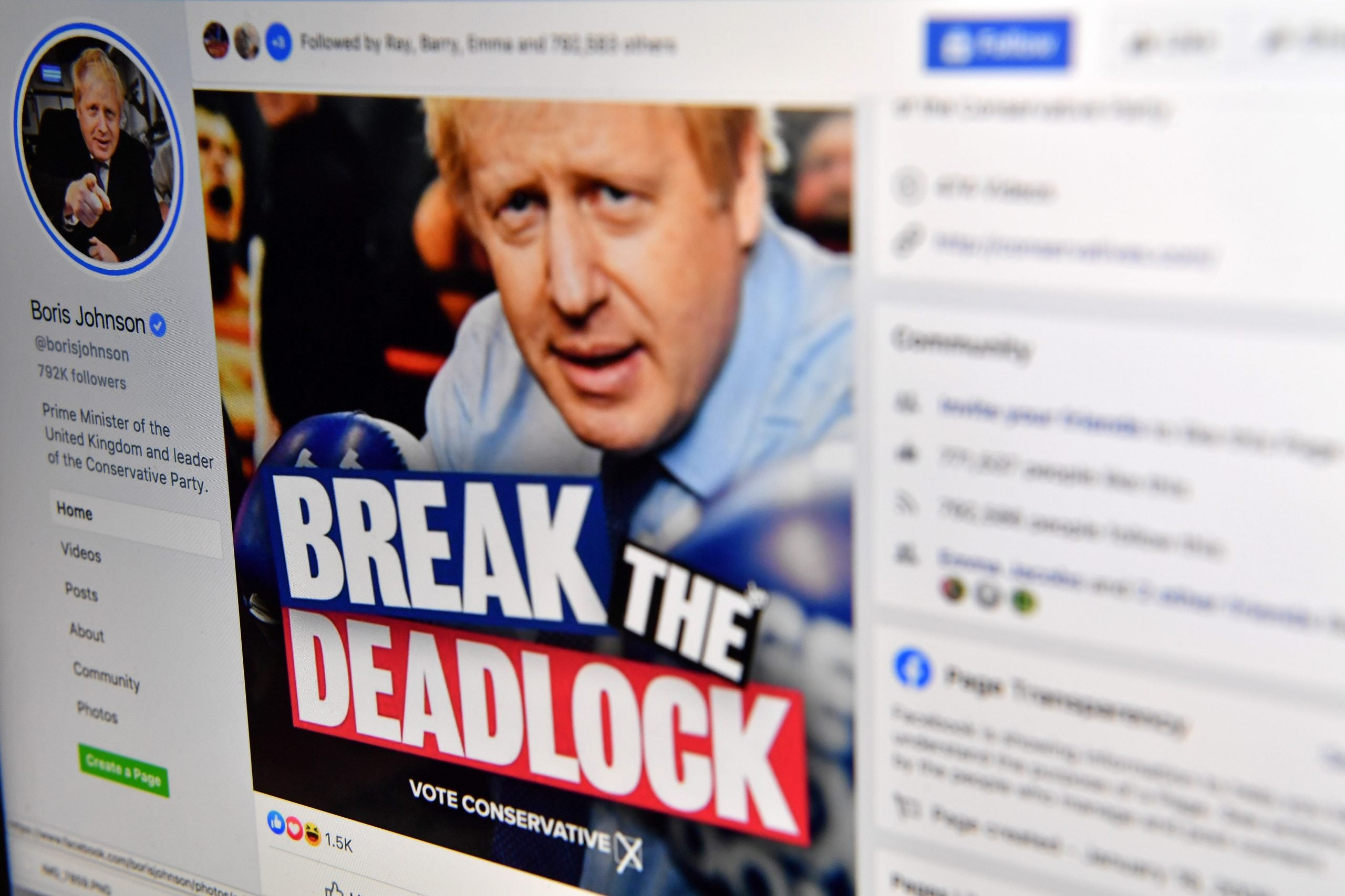 All the parties are being dishonest online – but the Conservatives are better at it