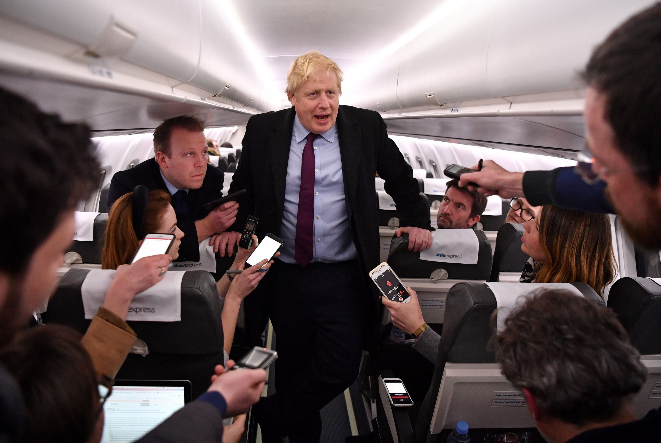 No 10 wants a Trumpian fight with the media
