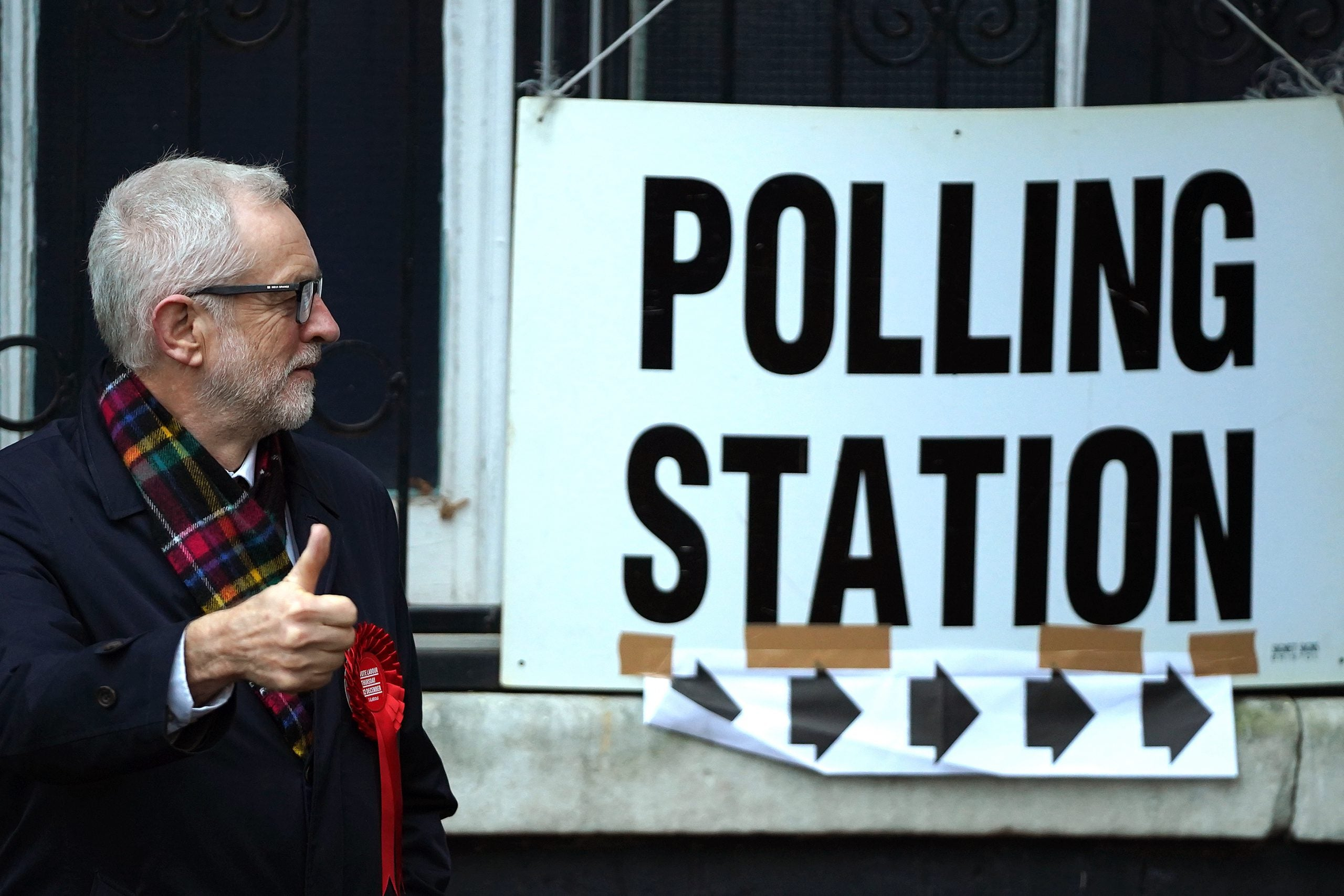 Labour's mess is the predictable result of a leader and philosophy hated by voters