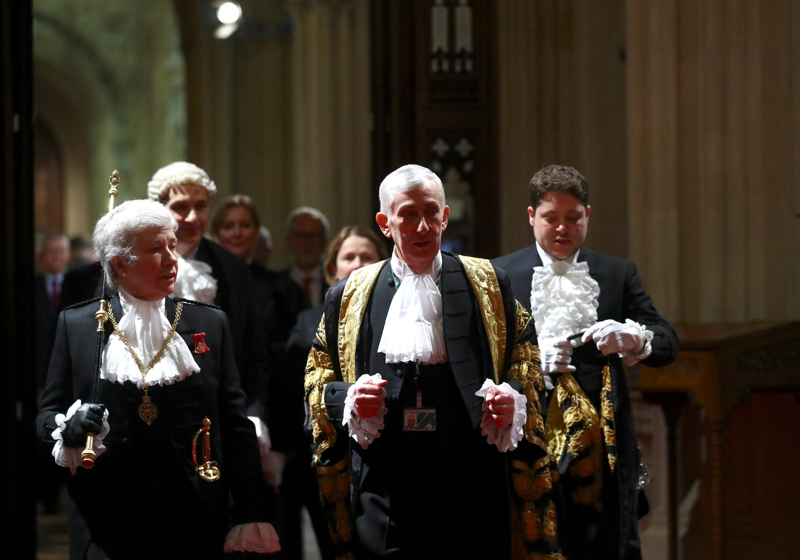 Commons Confidential: Lindsay Hoyle's most solemn duty