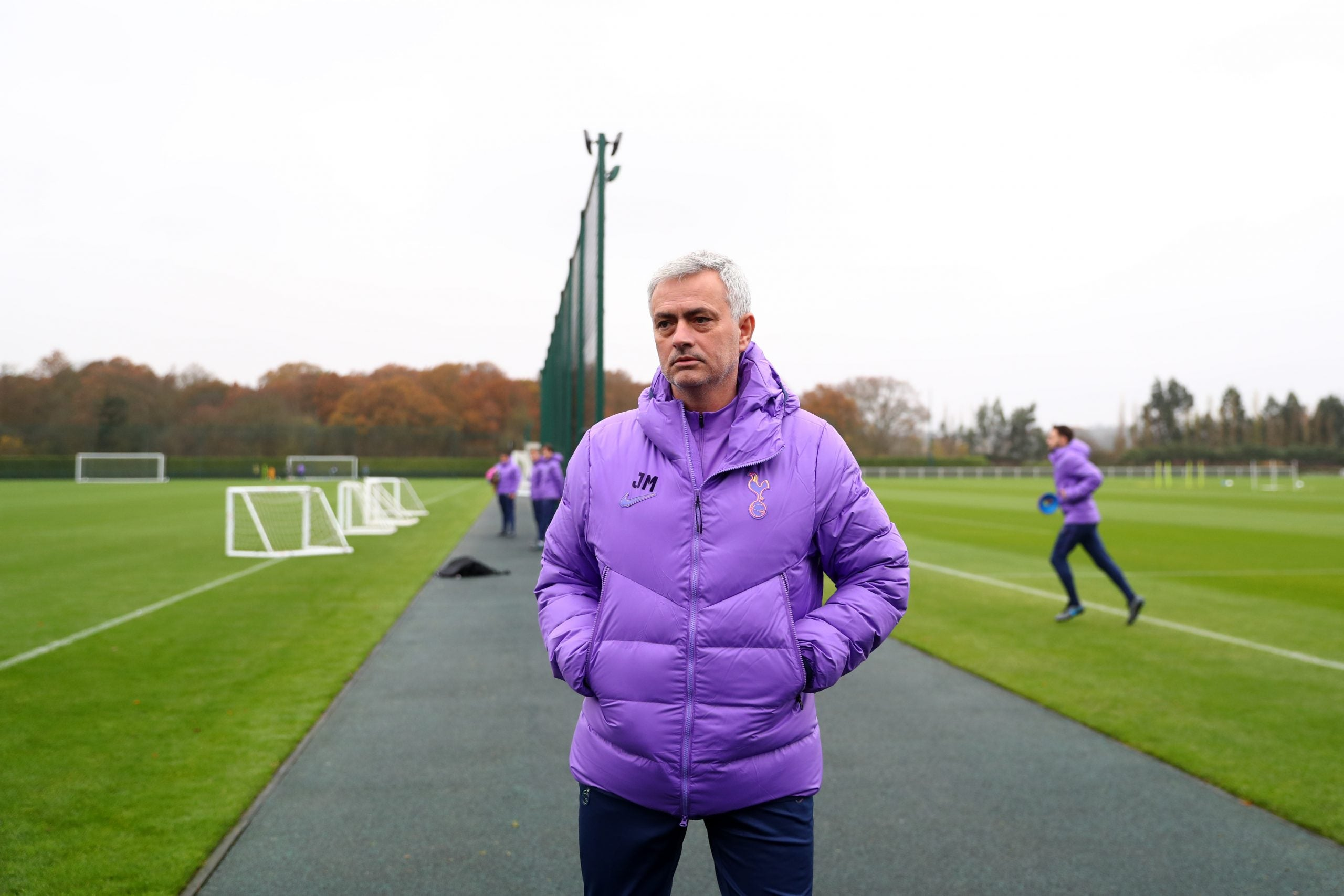 For José Mourinho the art of management is one part detail and two parts salesmanship