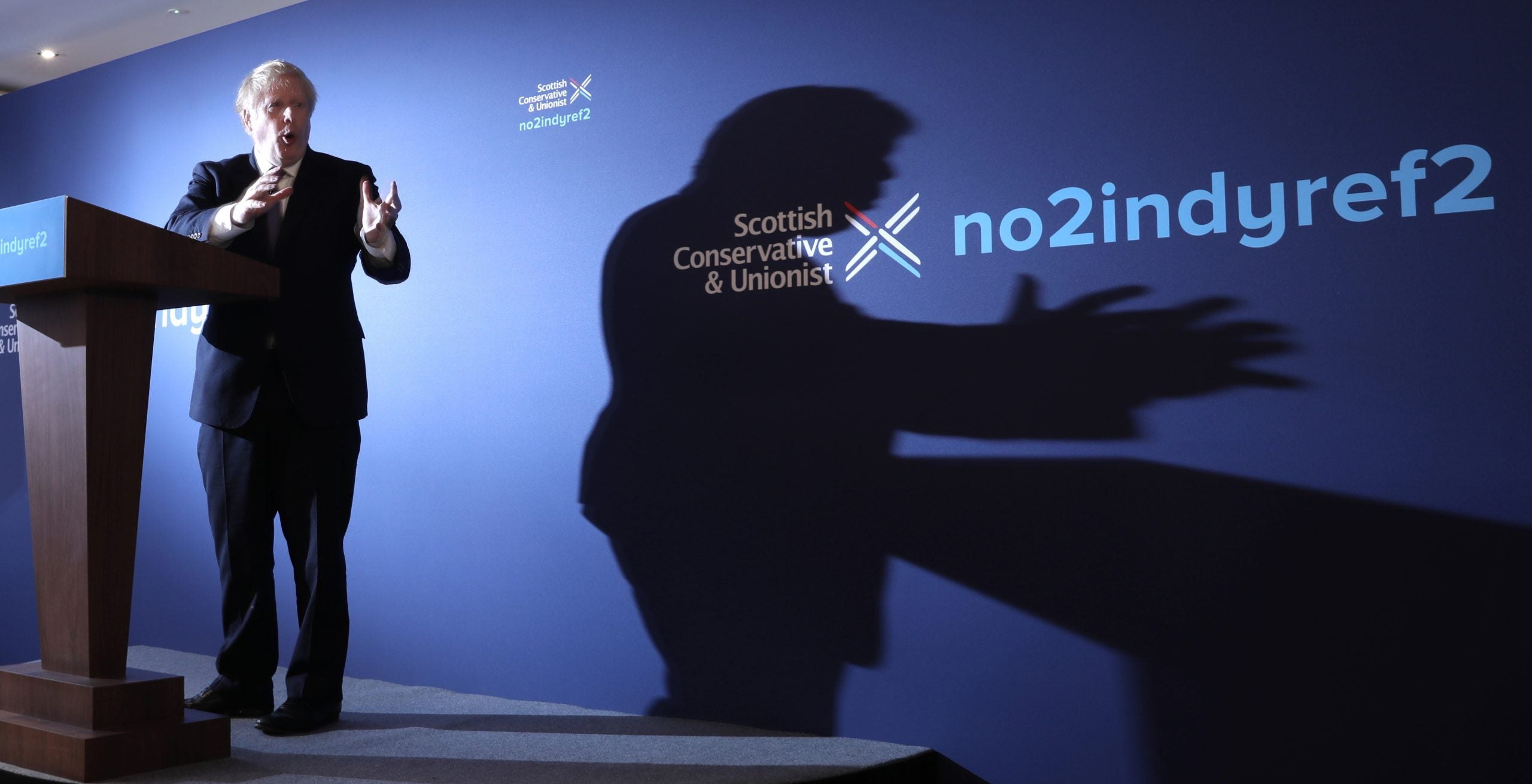 While Boris Johnson remains in charge, the Scottish independence movement is unstoppable