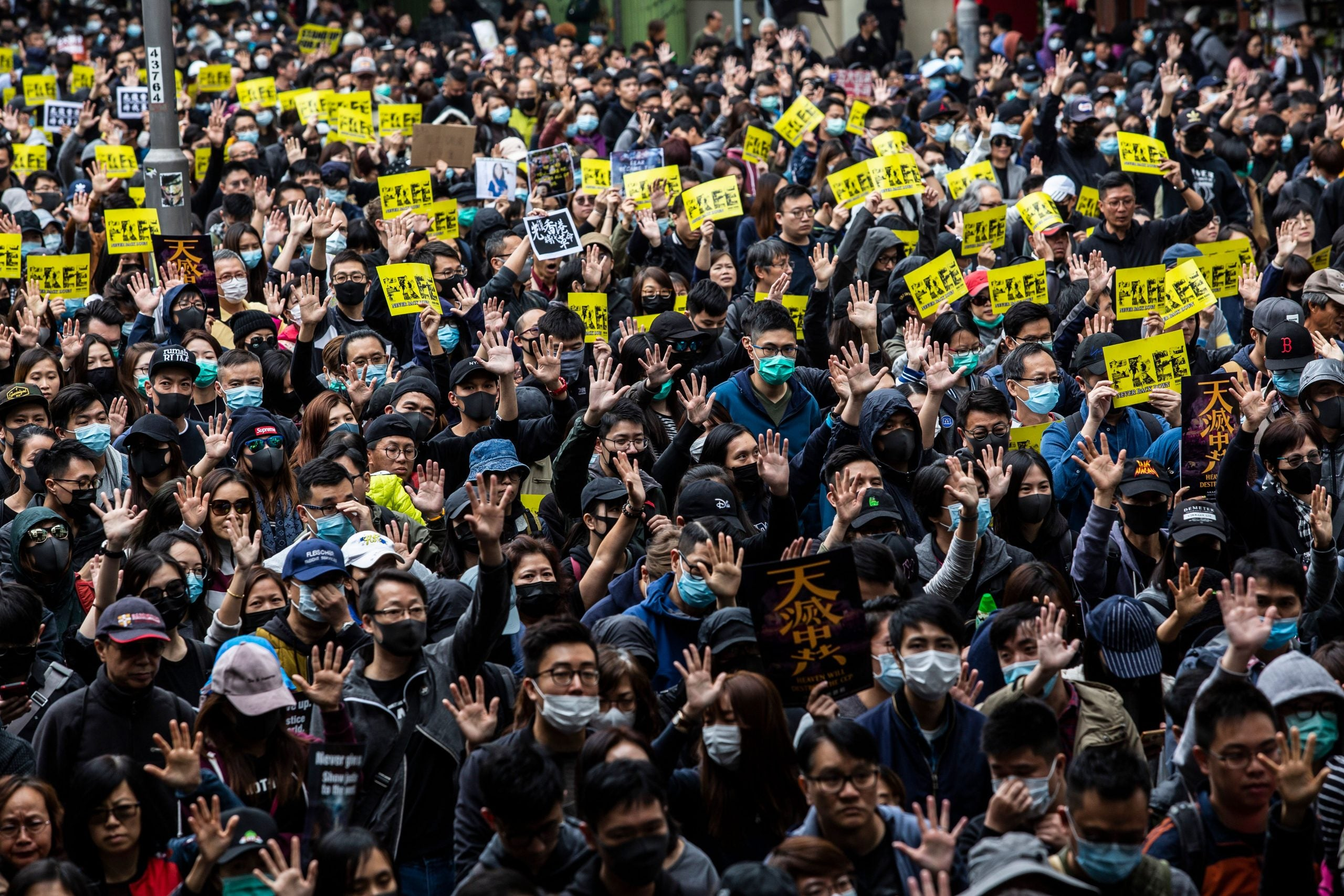 The silence of the British left on Hong Kong