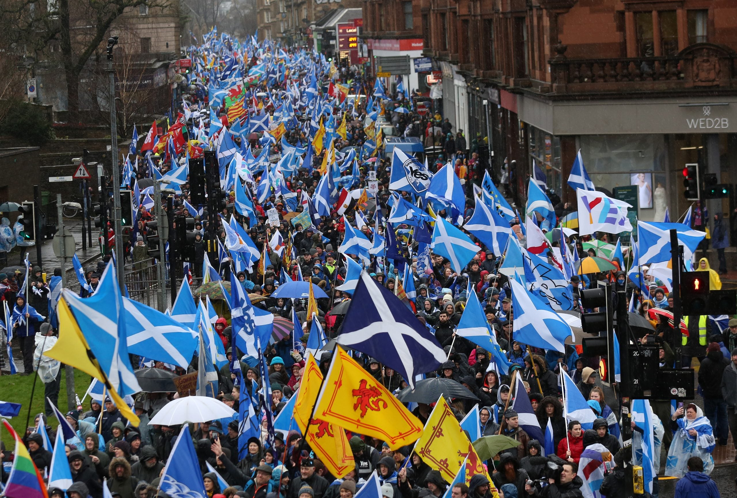 Leader: Why the SNP has a mandate for a second Scottish referendum
