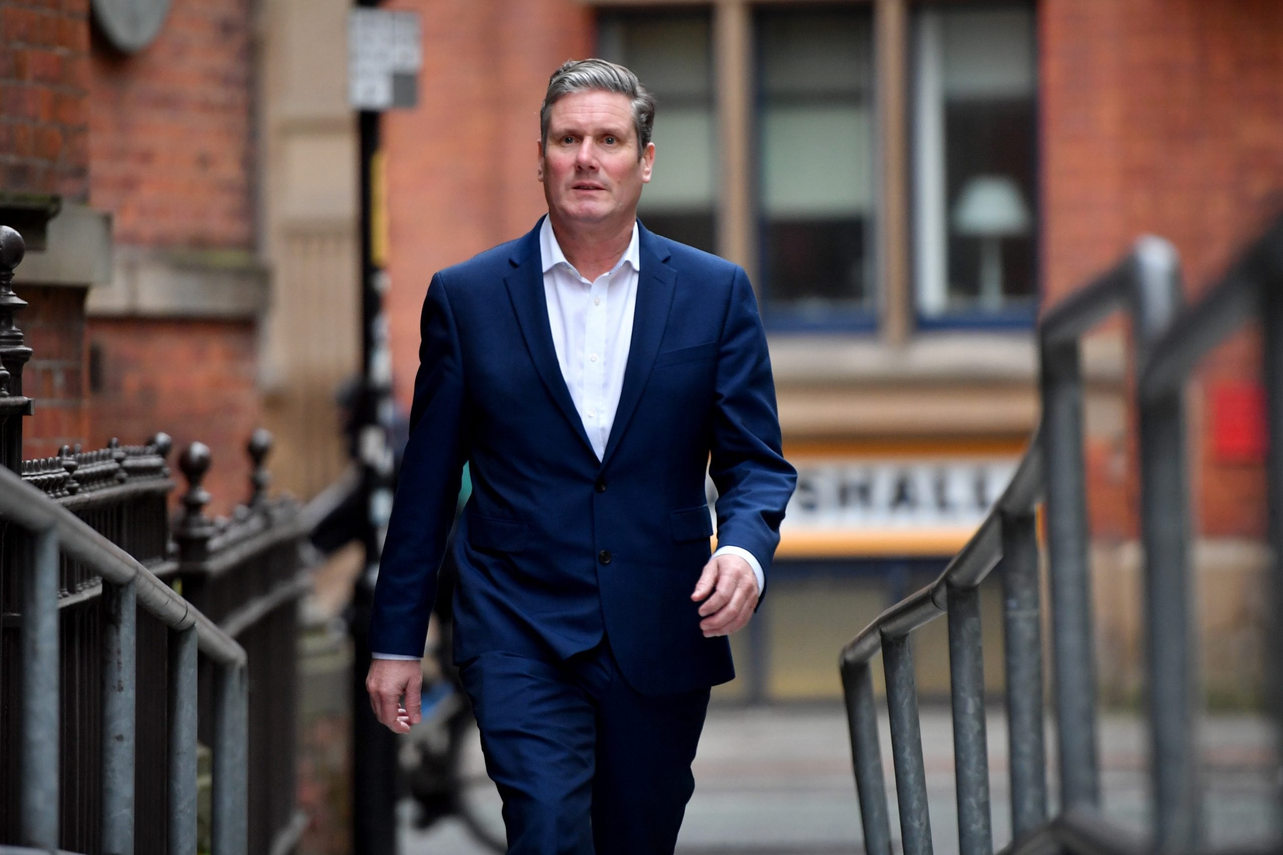 Keir Starmer is the favourite to be Labour leader, but the party's  ruling faction may have other plans