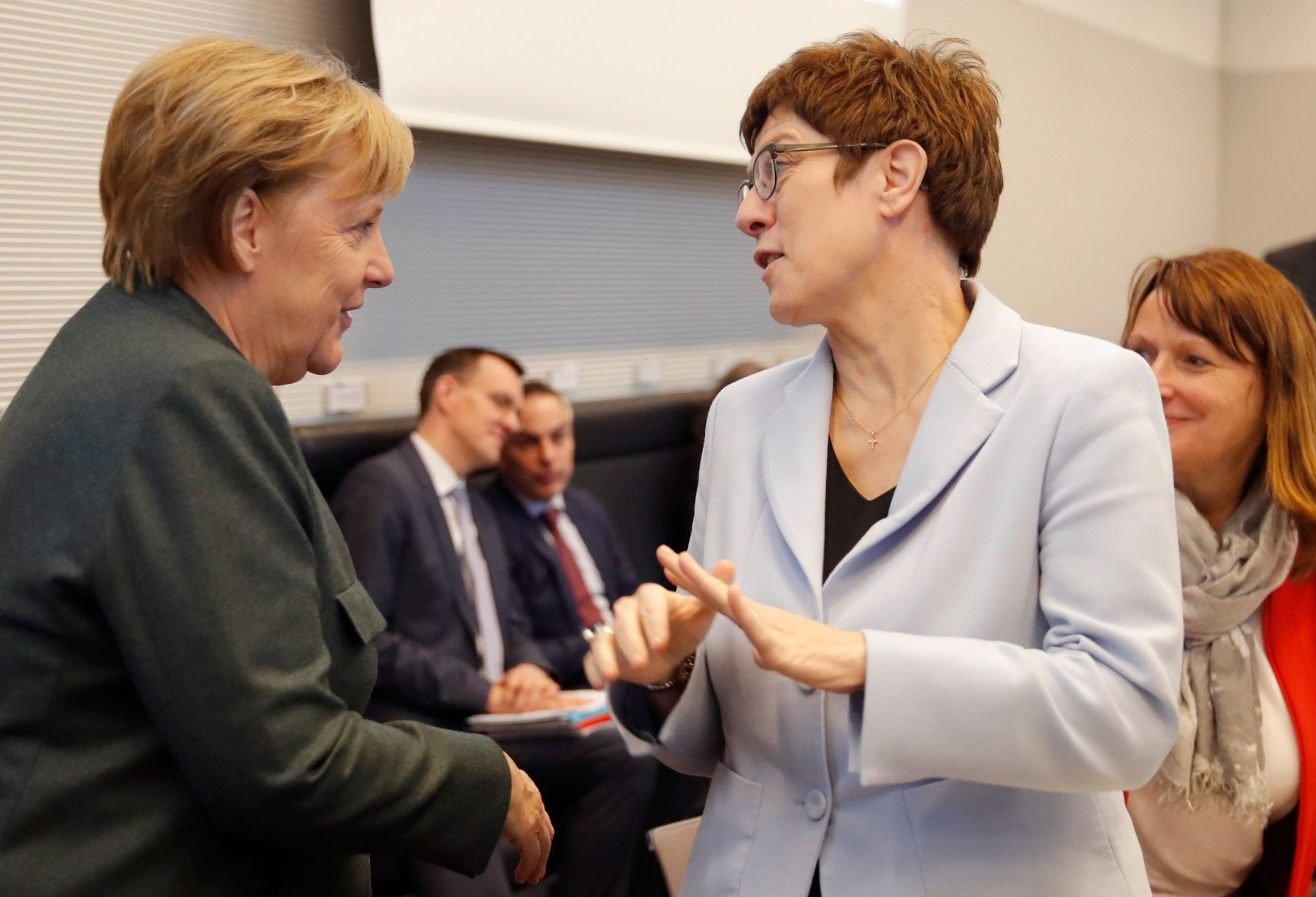 The future of German politics rests on a defining question: after Angela Merkel, what next?