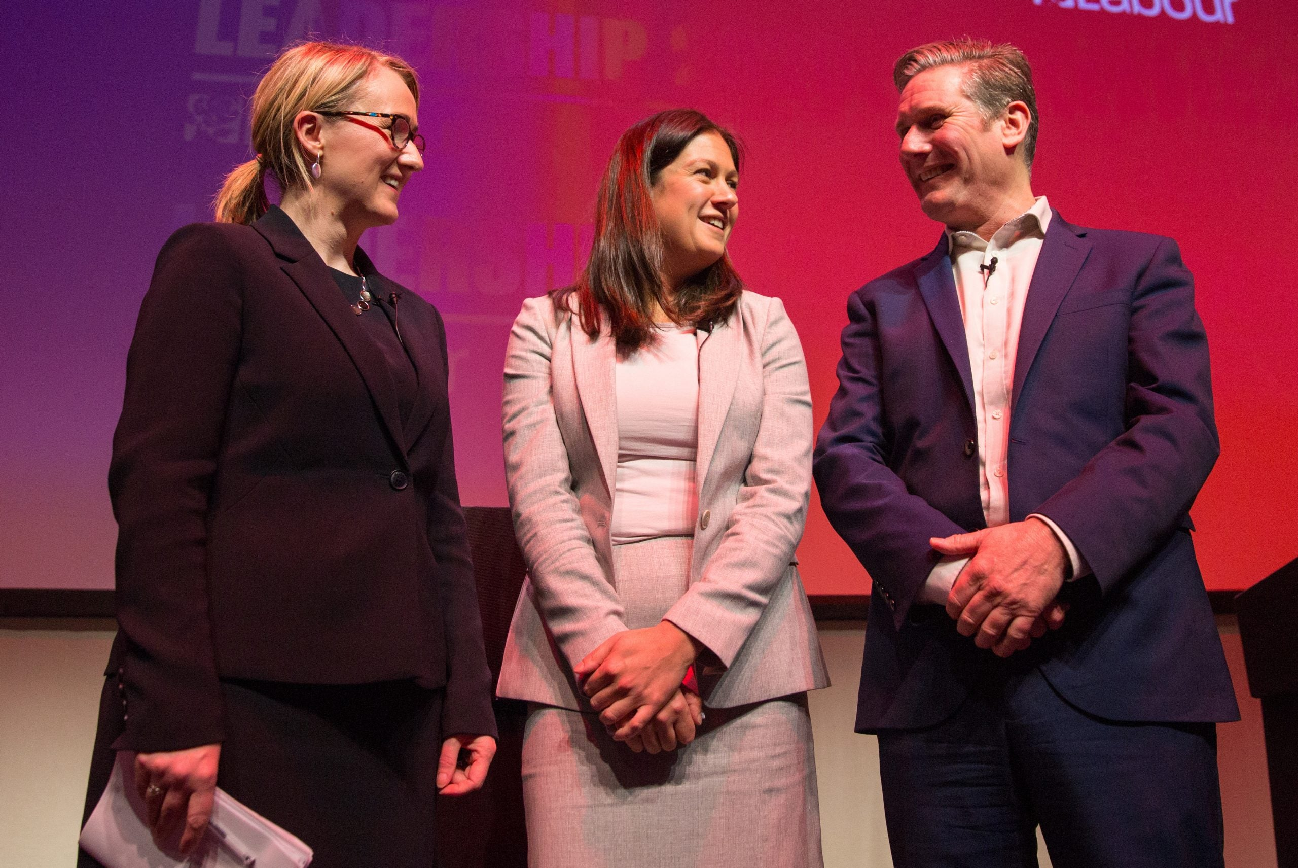 Labour must unite if it is to form an effective opposition