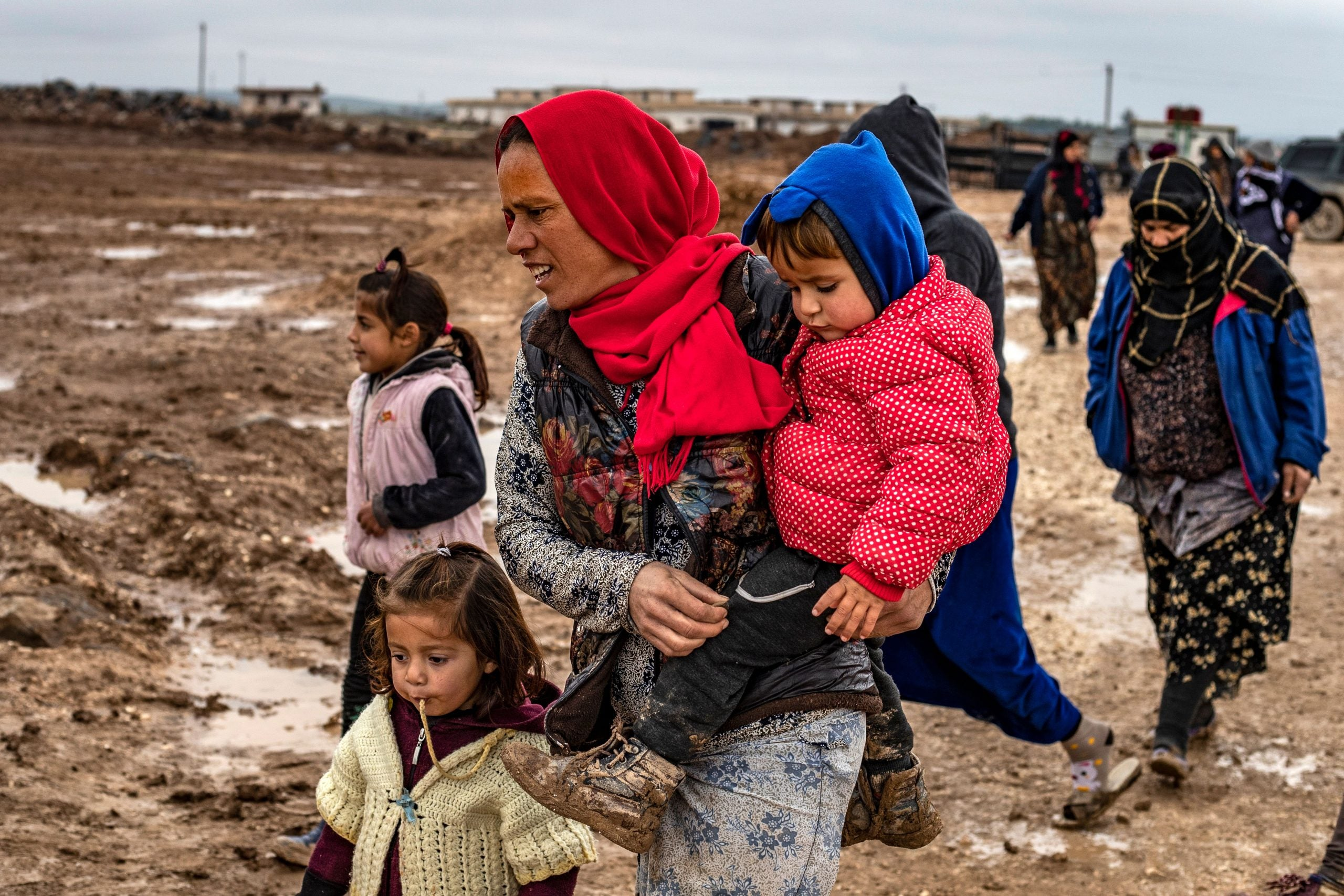 Leader: The forgotten Syrian tragedy