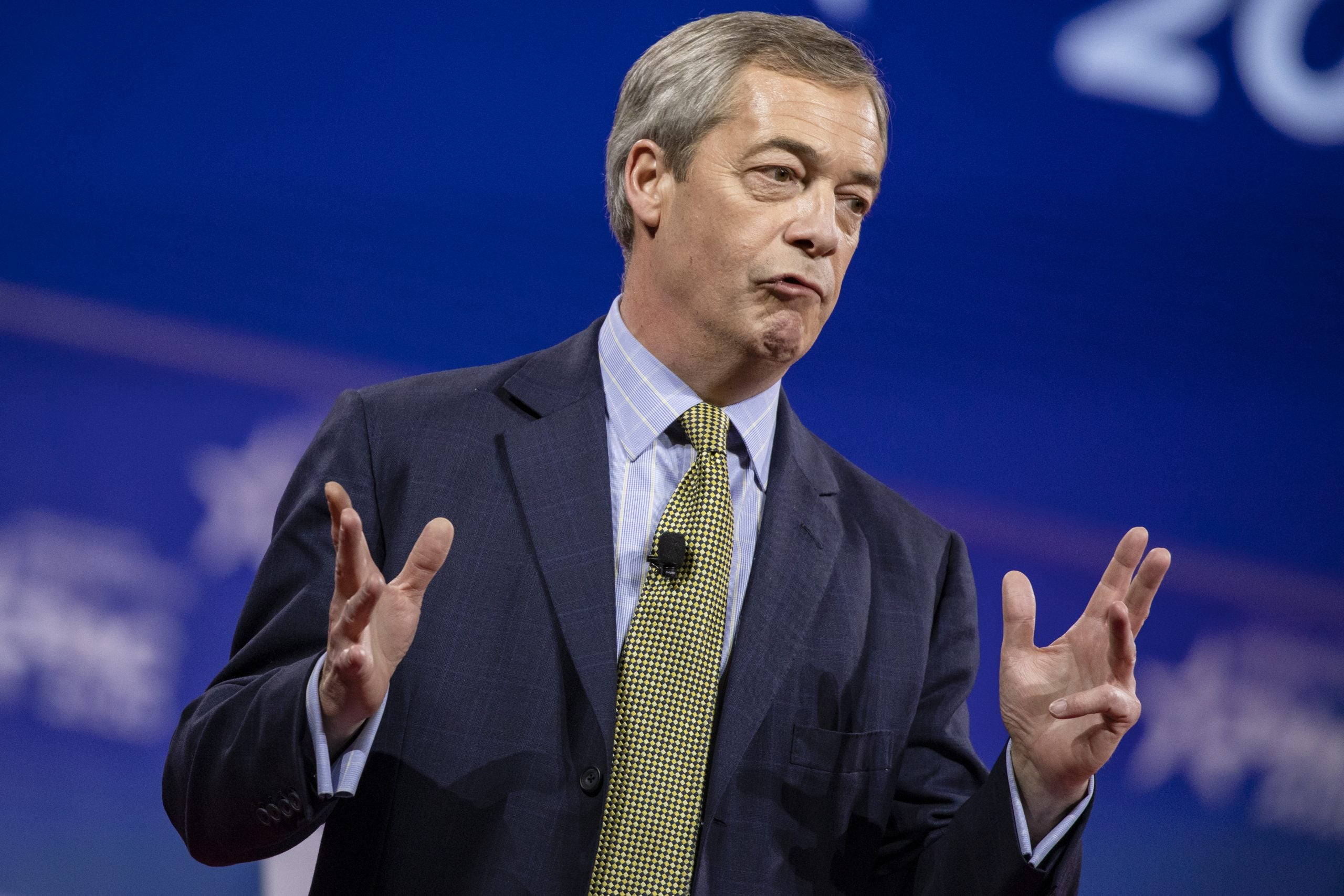 Nigel Farage's new Reform UK party is unlikely to succeed – but his next one might