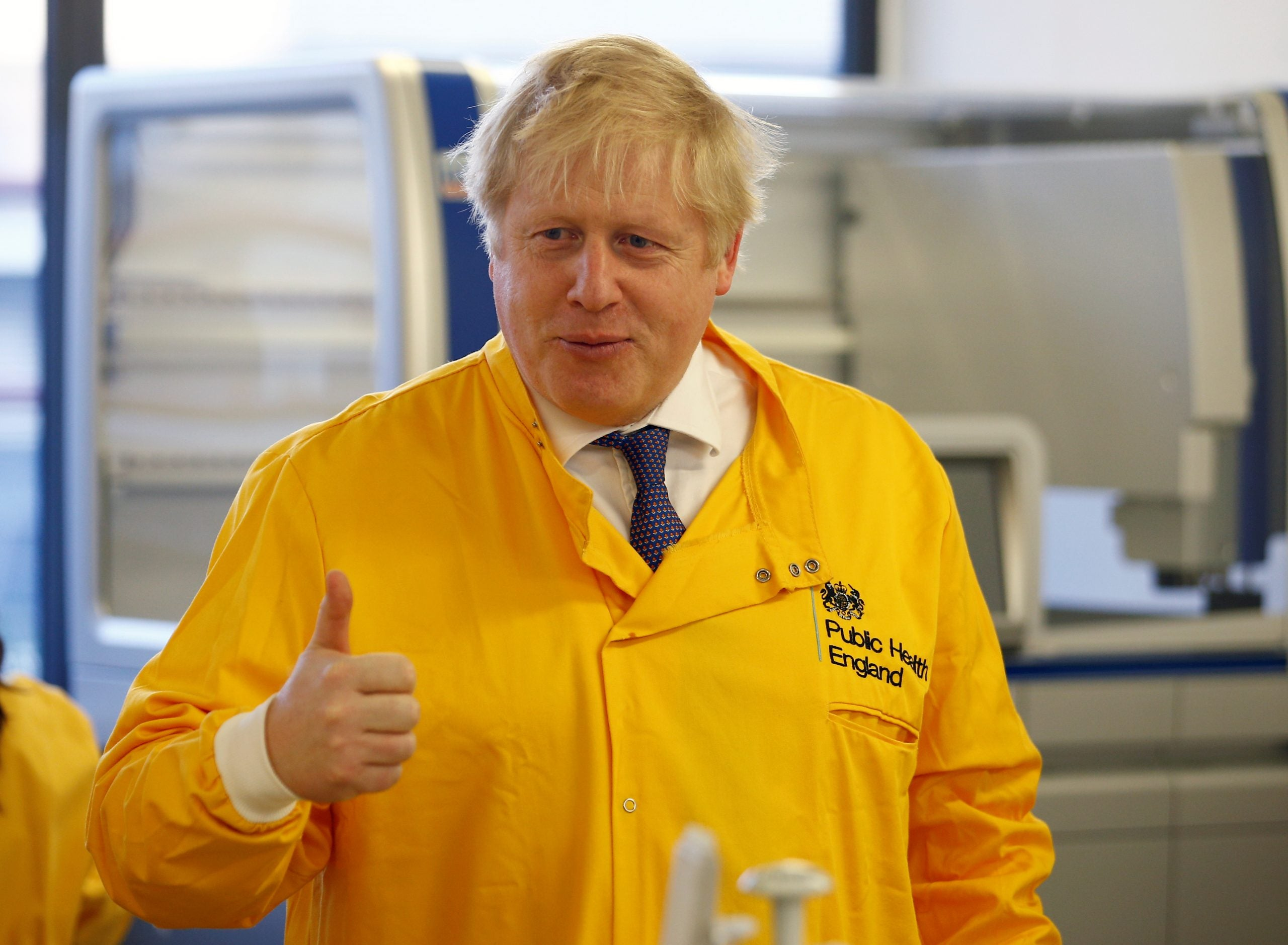 The Covid-19 epidemic could be laboratory-designed to test Boris Johnson's leadership style