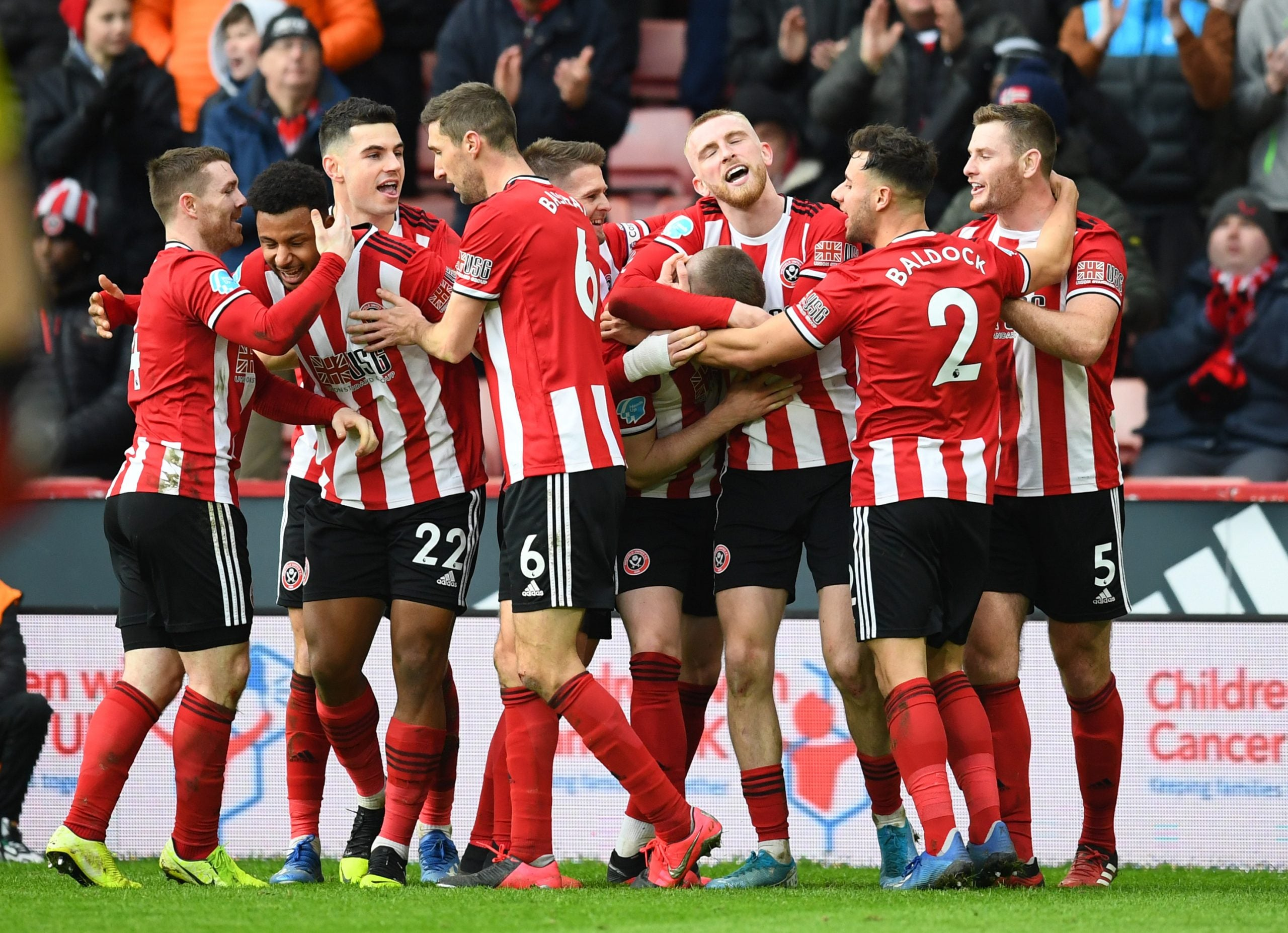 How Sheffield United, a starless team from another age, gatecrashed the top six