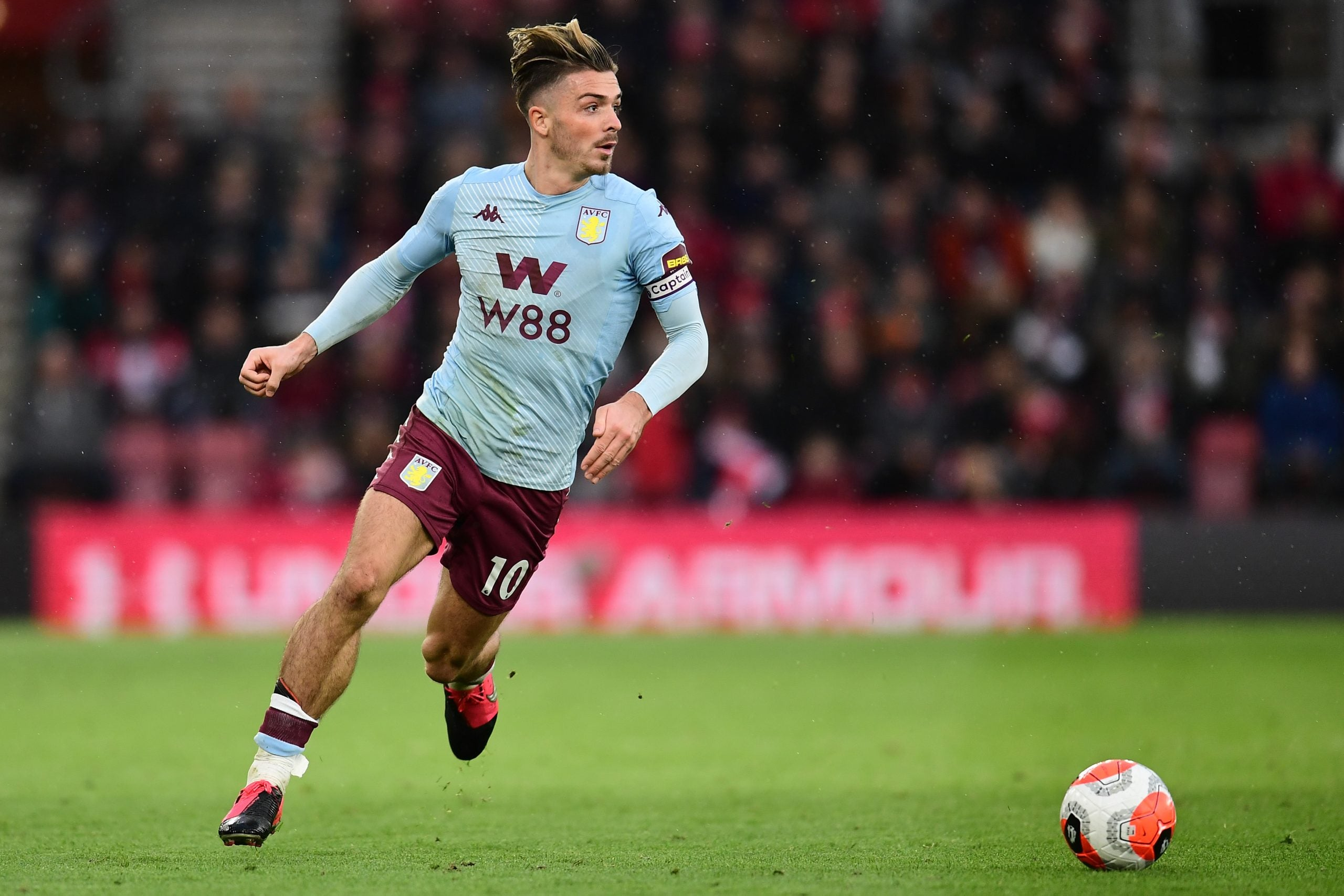 From Grealish to Gazza, we  want players who excite us  every time they have the ball