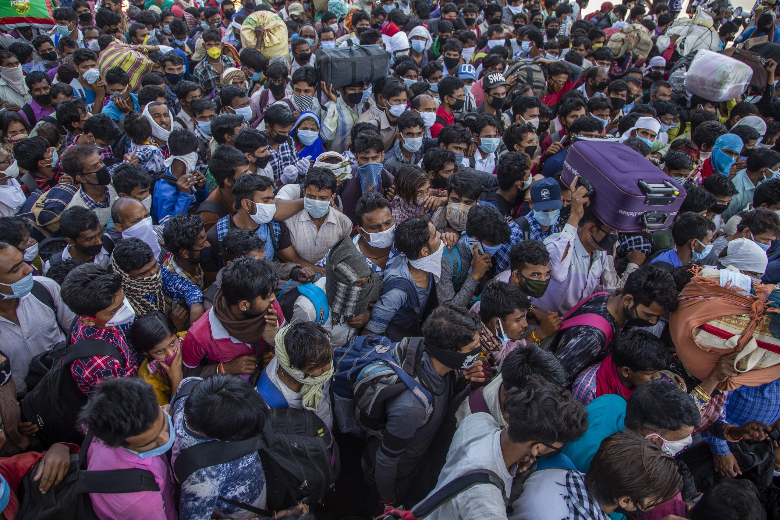 In South Asia, there is no safety net against the pandemic