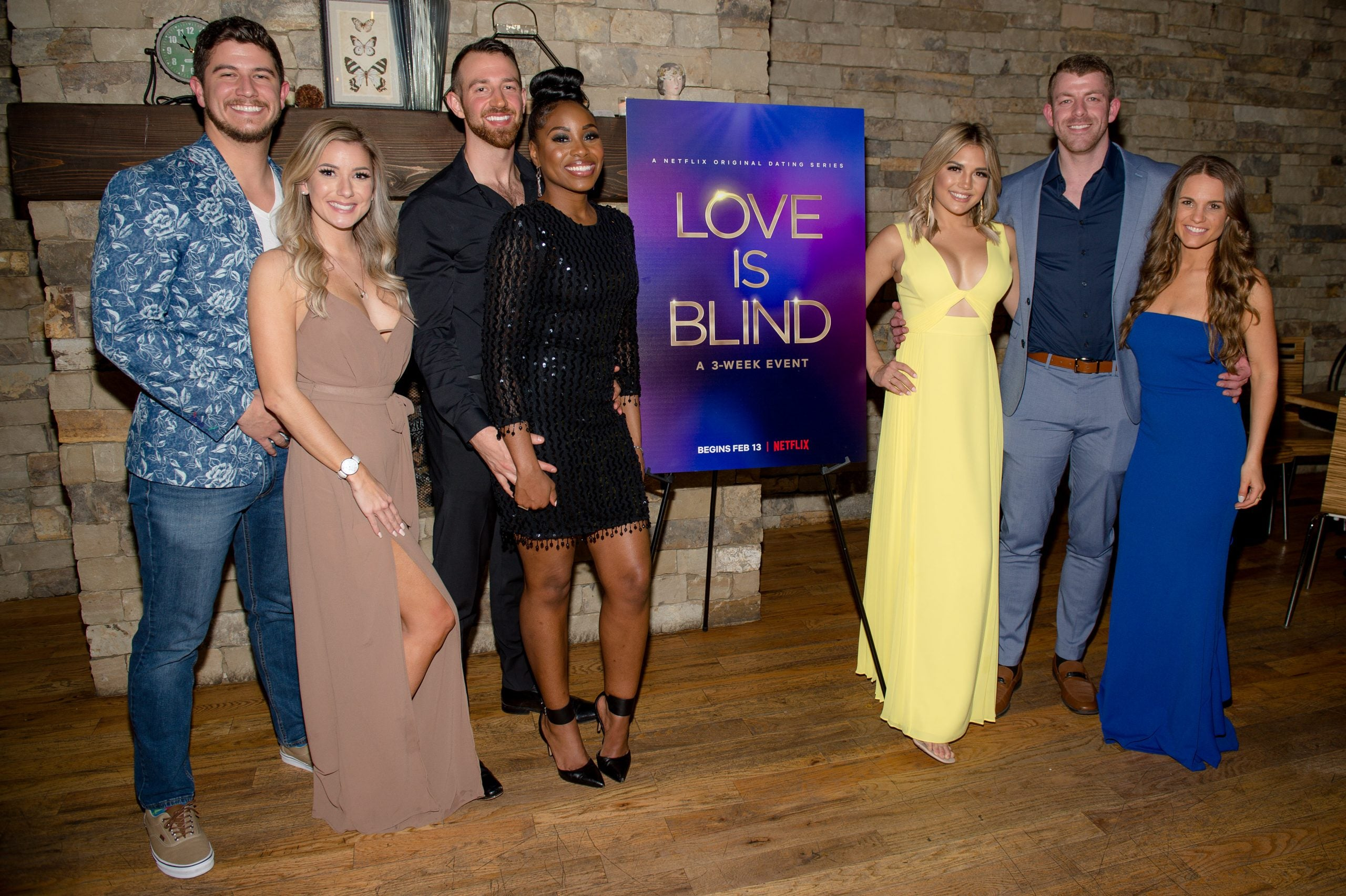 Netflix's dating show Love is Blind is horrific but compelling viewing