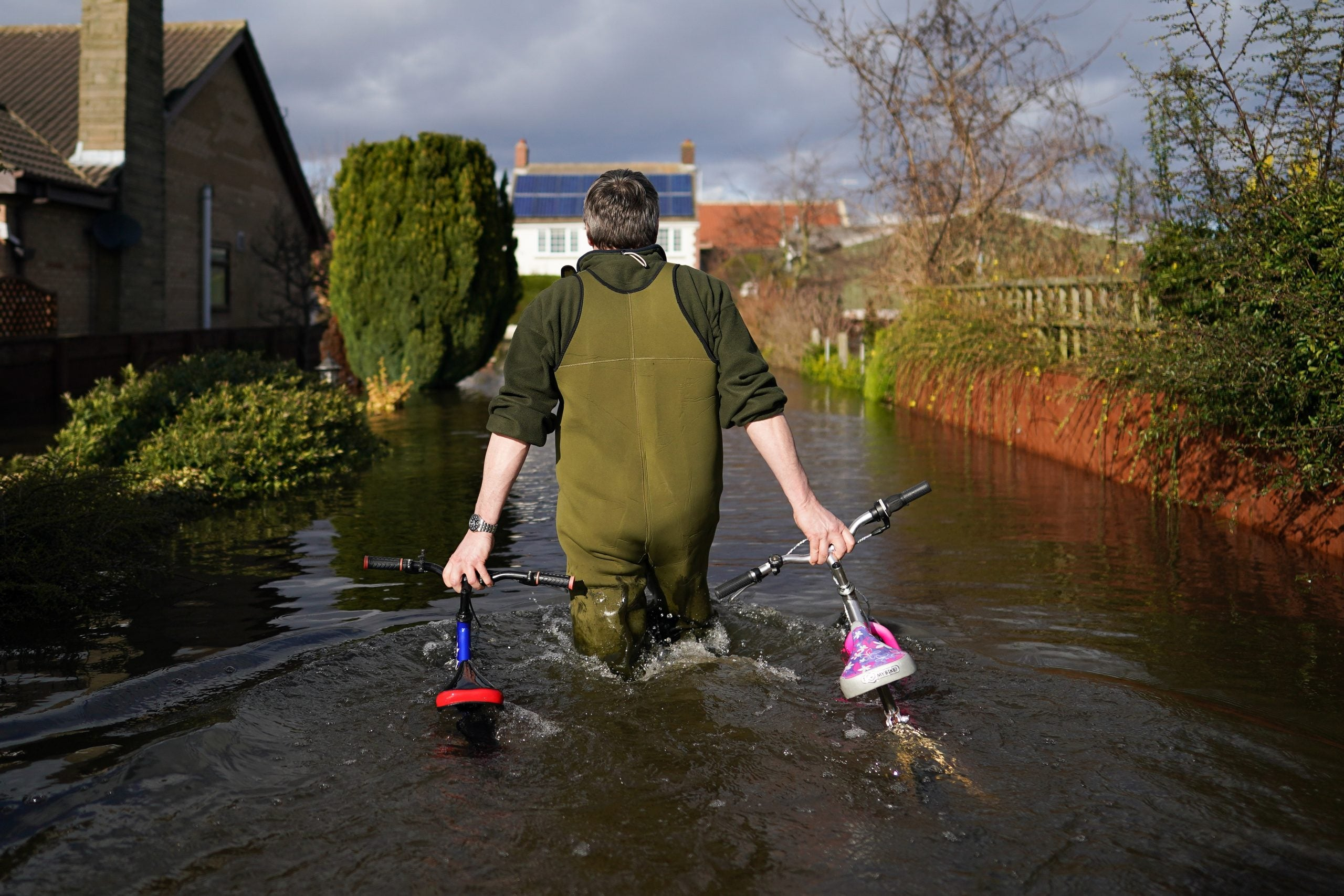 Rachel Reeves's Diary: Tackling floods in Yorkshire, standing up to Amazon and Channel 4's relocation to Leeds