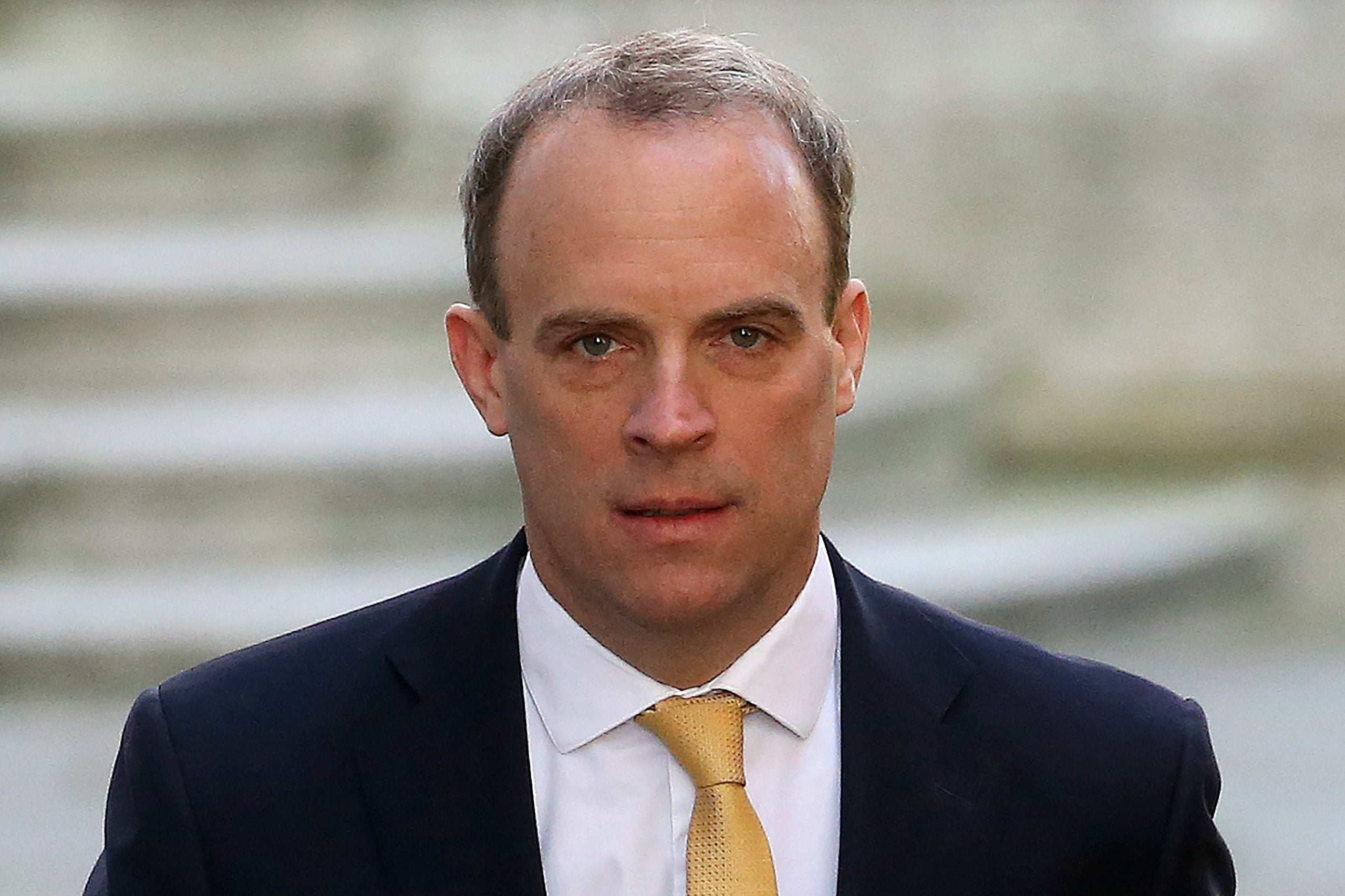 Commons Confidential: Raab-it in the headlights