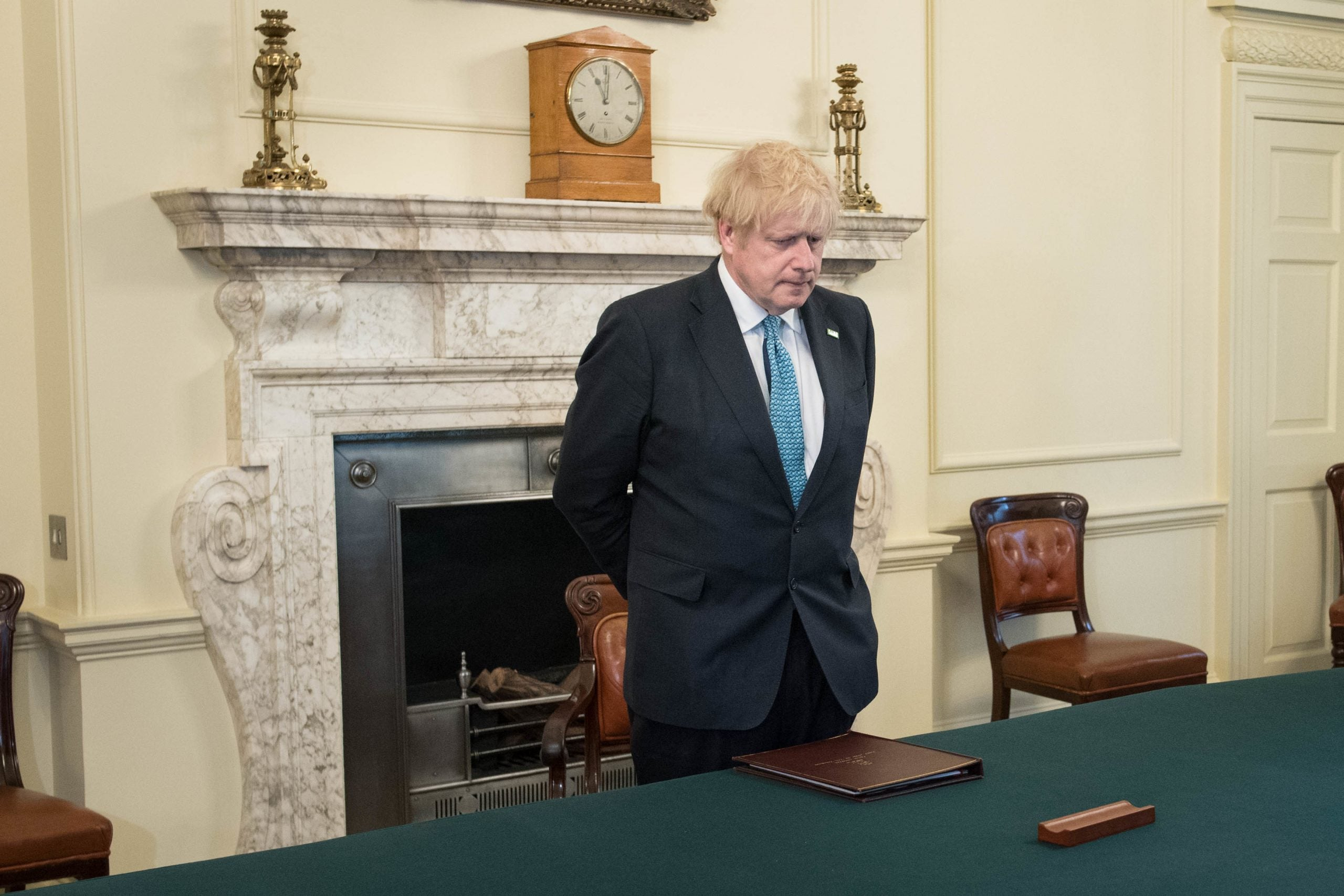 Boris Johnson commits to an exit strategy, but normality is some way off
