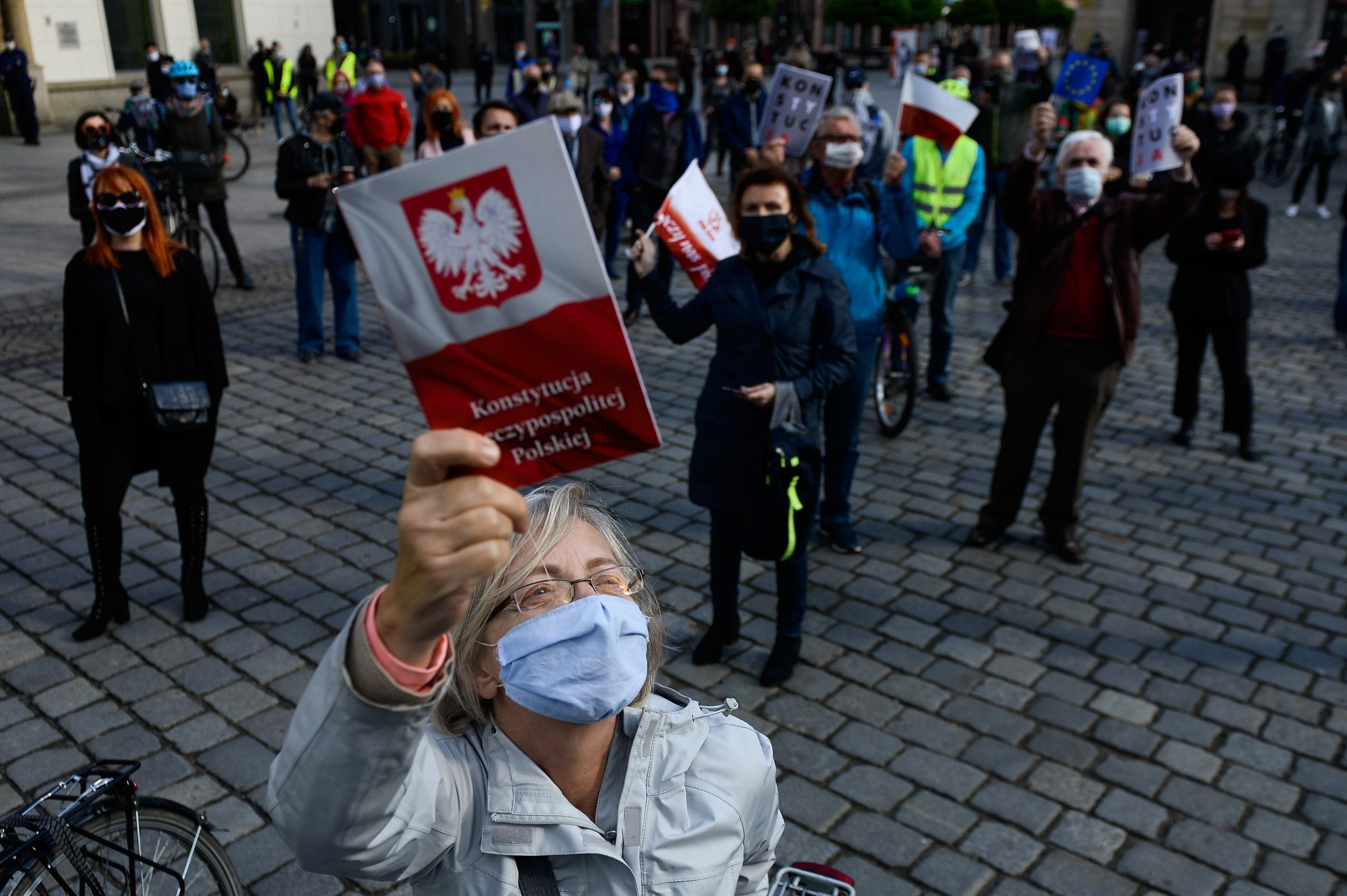 """Why Poland's """"ghost election"""" sends a warning about its democracy"""