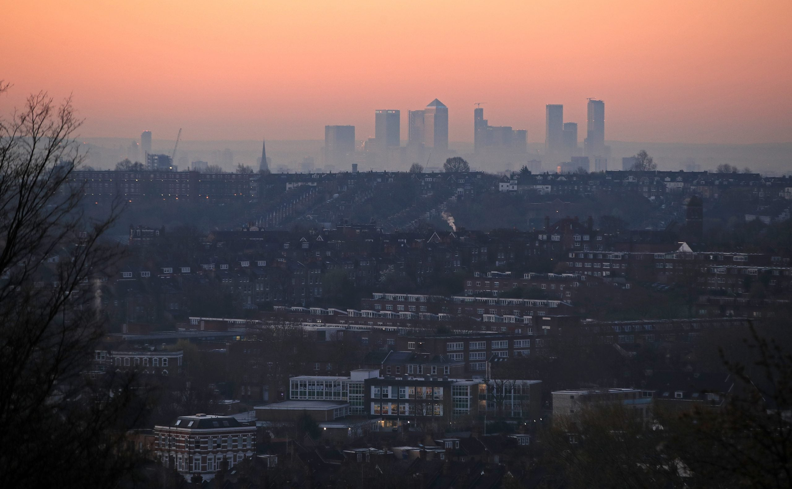 """London's poorest risk becoming the new """"left behind"""""""