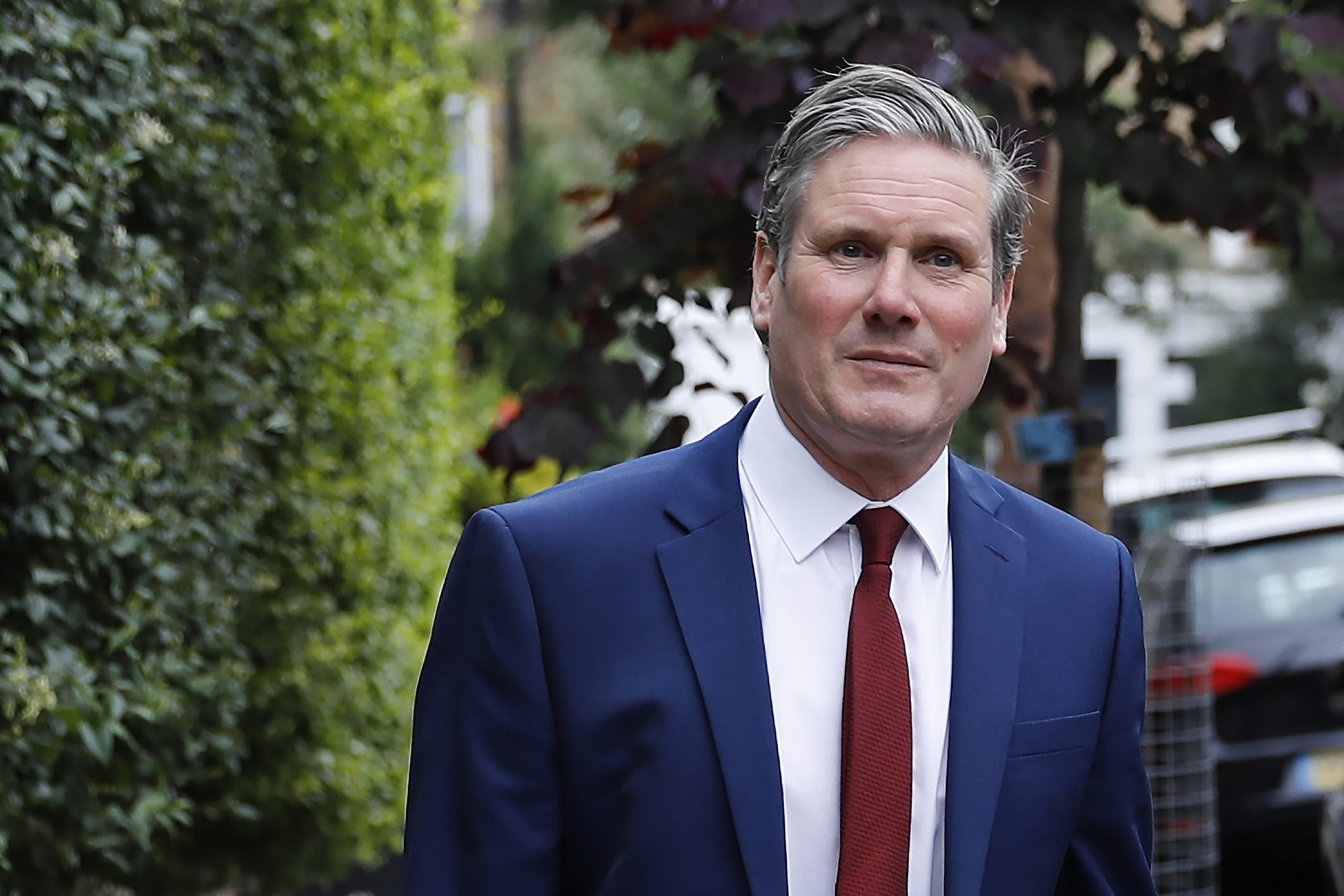 What is Keir Starmer up to over a Brexit extension?