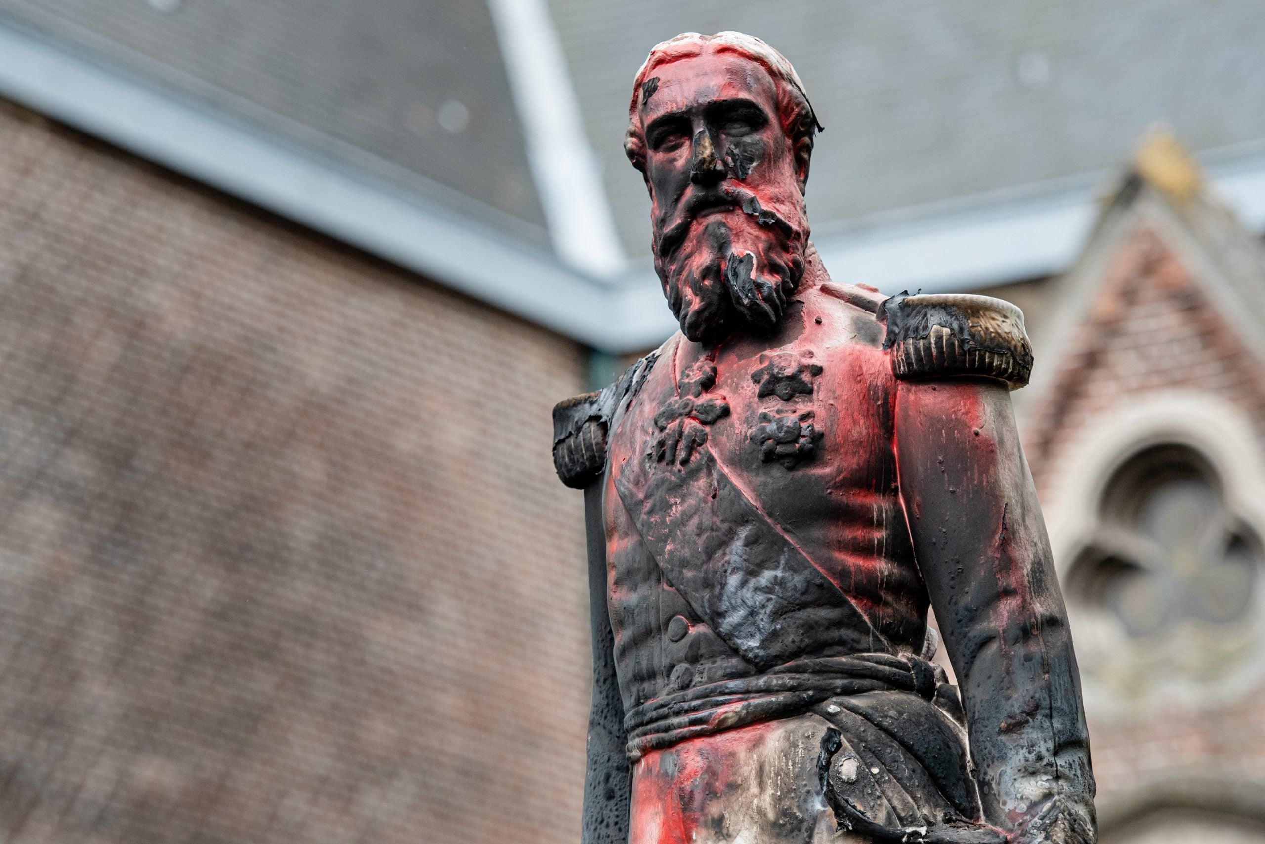 How Belgium is being forced to confront the bloody legacy of King Leopold II