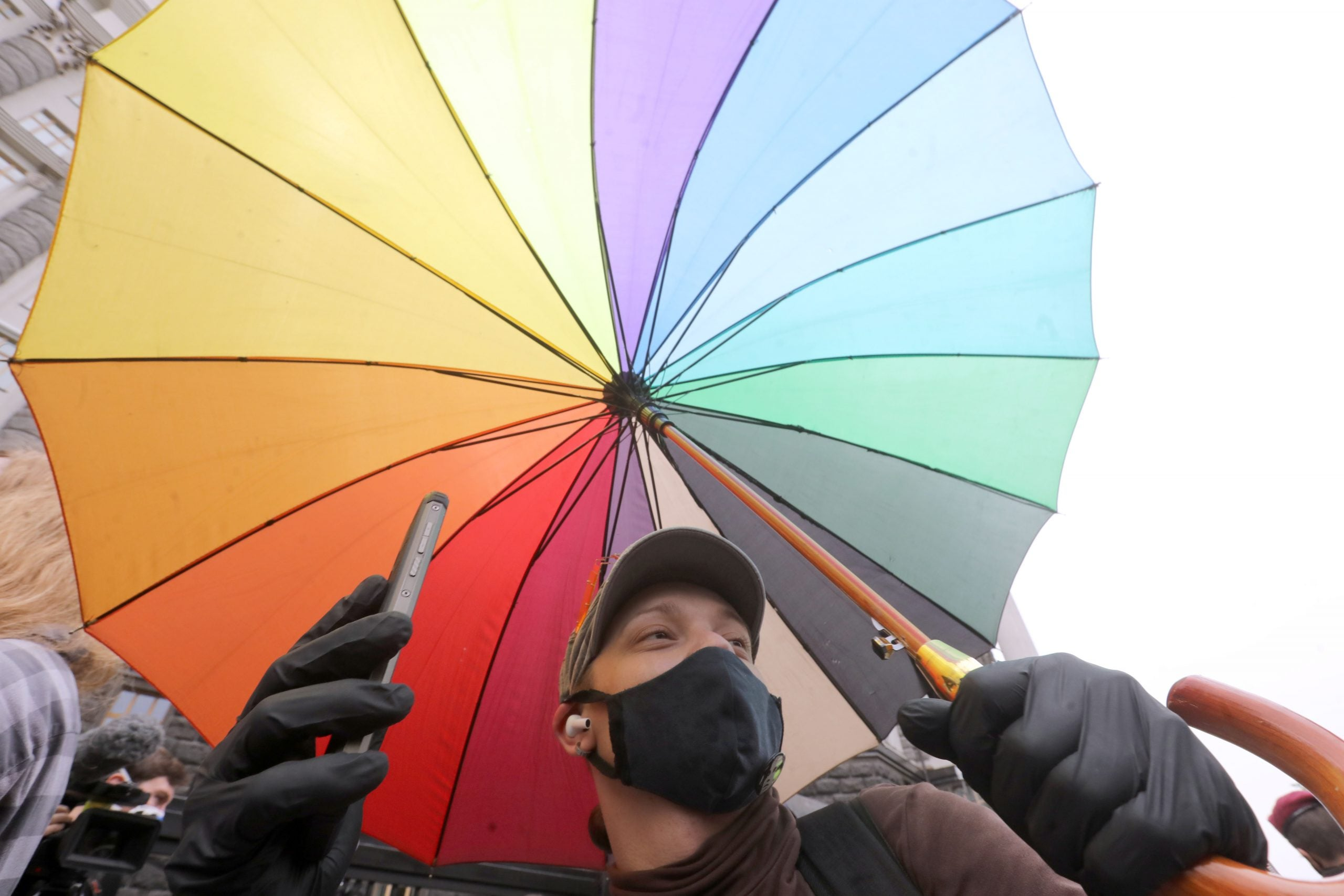 In a dismal year for queer rights, campaigners in central and eastern Europe are fighting back