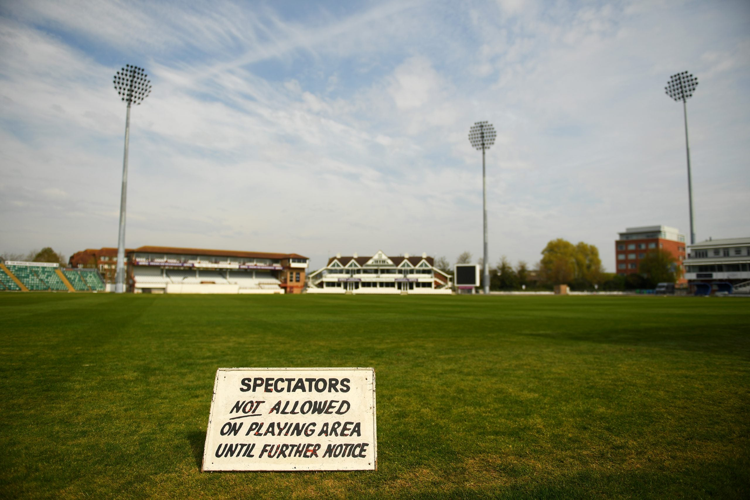 Editor's Note: An English summer without cricket, the search for a national story and empathy walls