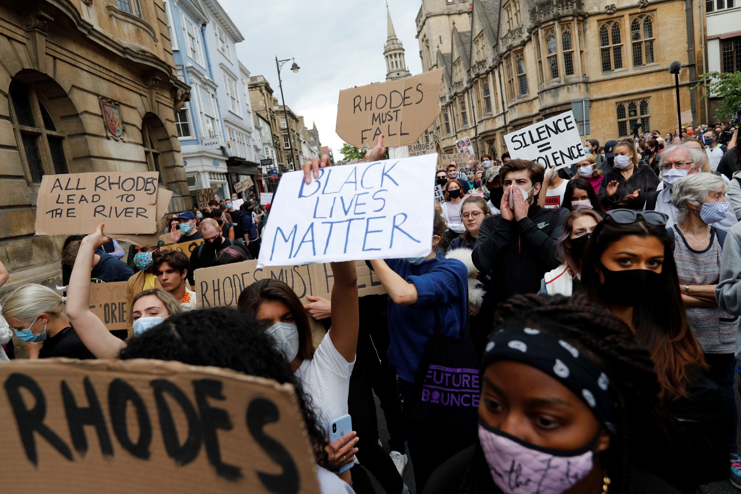 The power of protest videos
