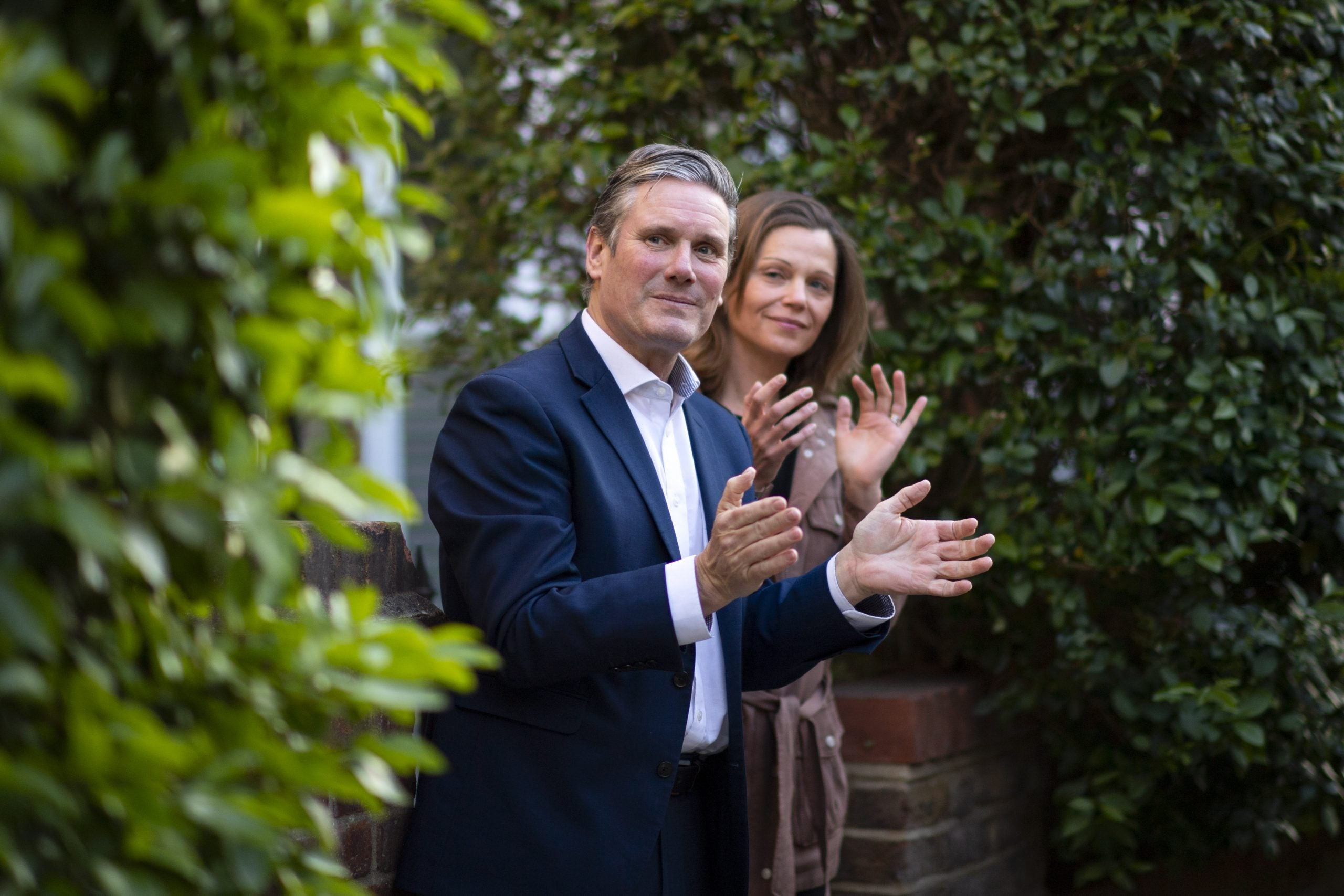 Keir Starmer doesn't choose his battle before he knows he has won – and he has the Tories worried
