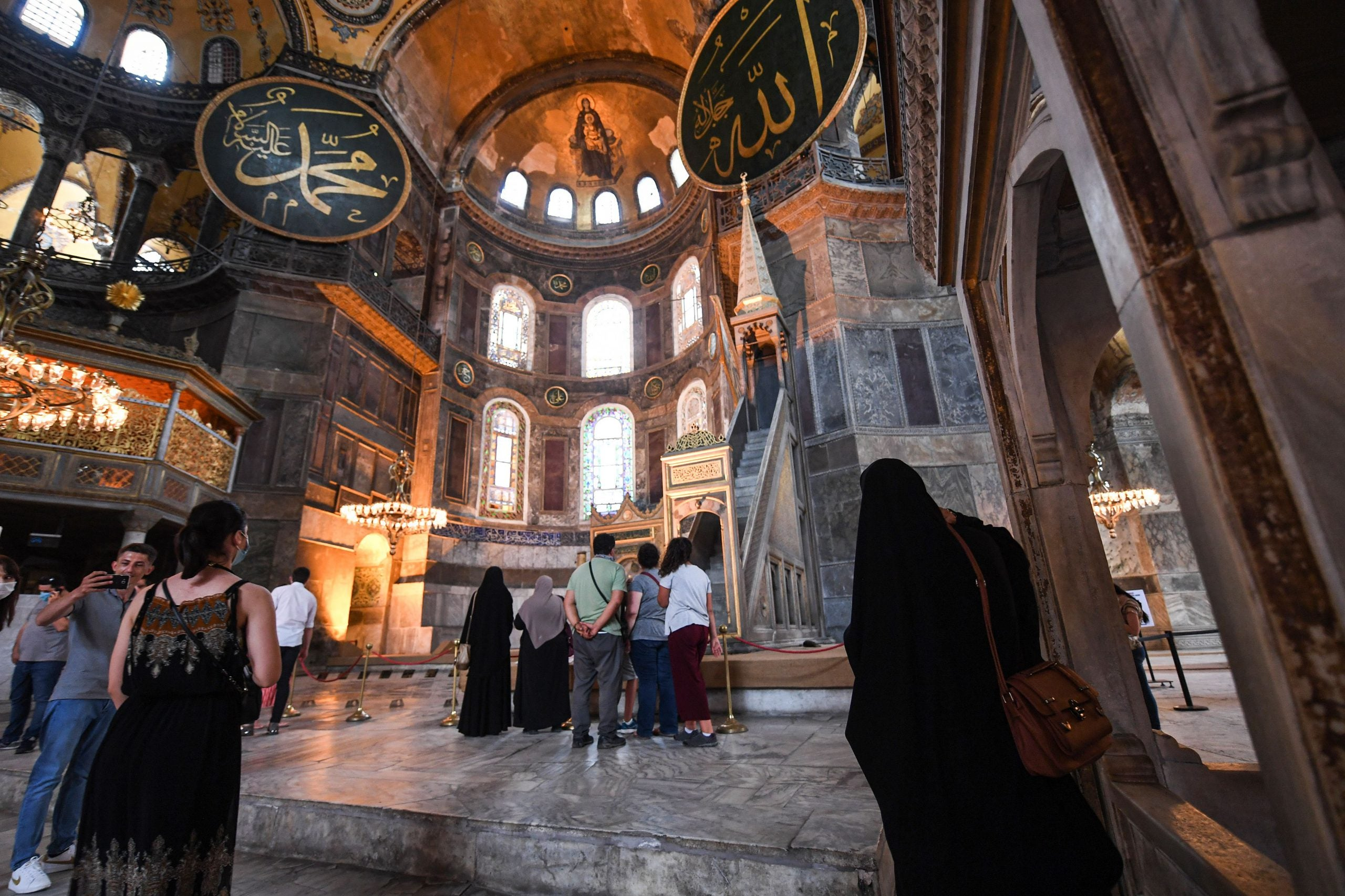 Erasing histories: why Turkey's Hagia Sophia should remain a museum